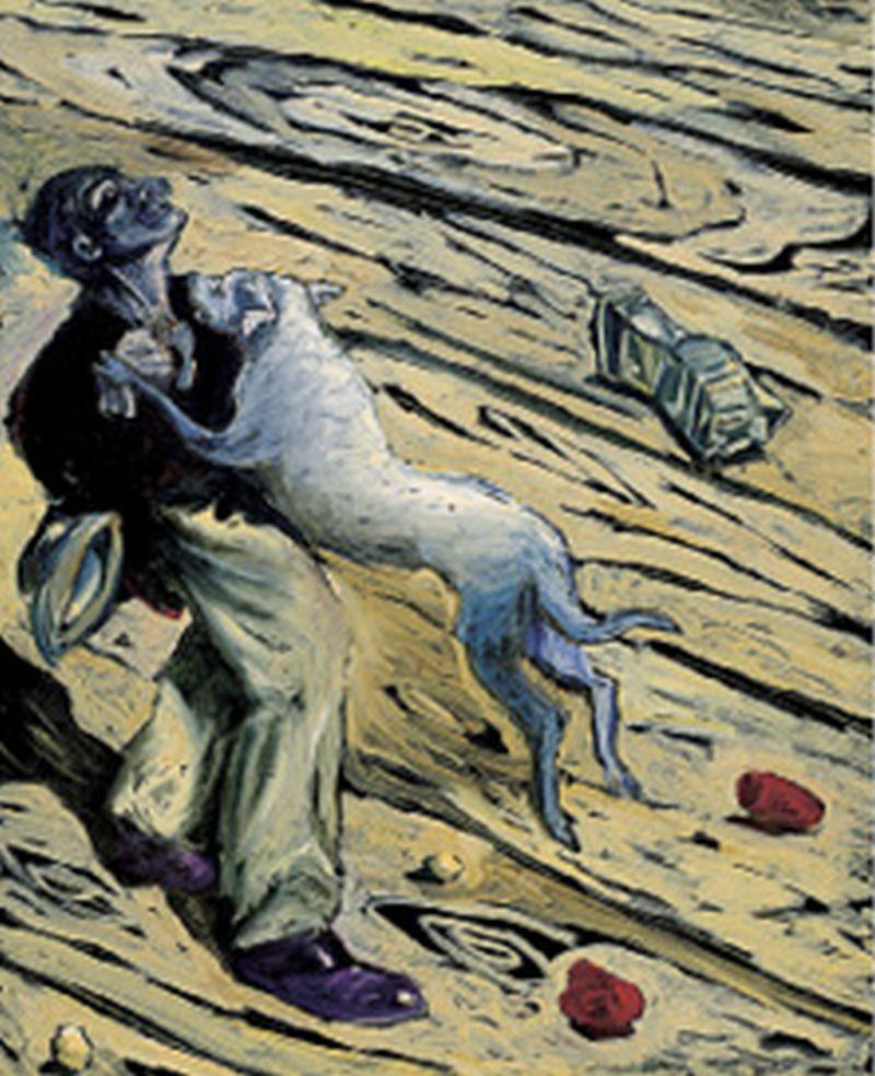 LIKOVNO POVEĆALO: Retrospektiva Bojana Šumonje – slikarstvo koje nam je trajno potrebno