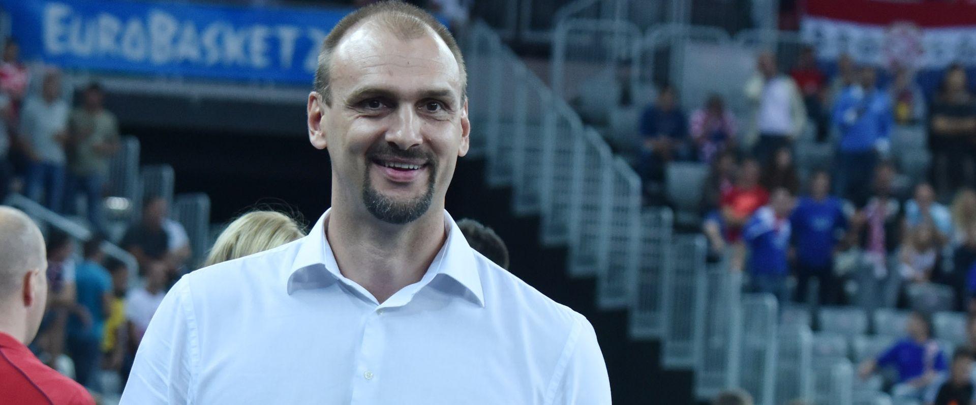 Žan Tabak novi trener Maccabija