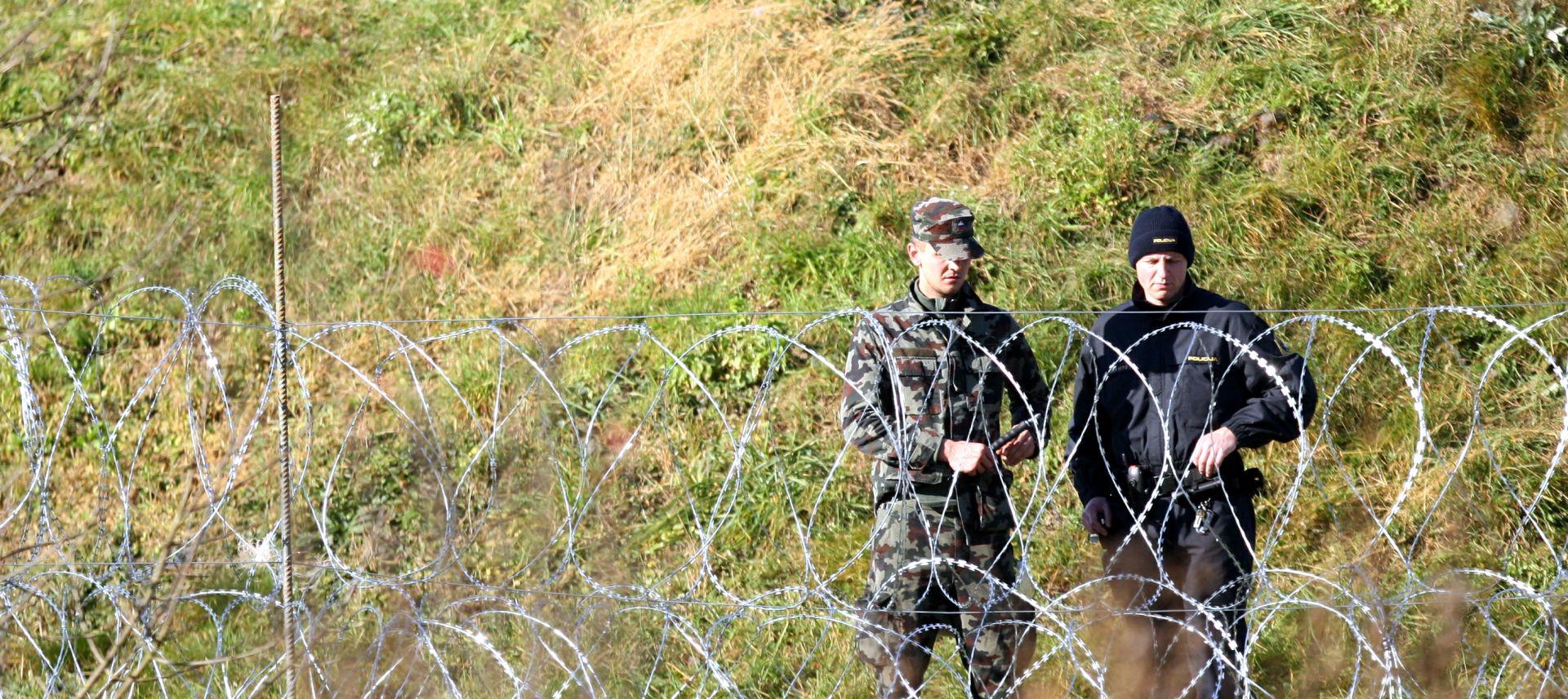 Cerar: Slovenija više neće postavljati žicu na spornom graničnom području
