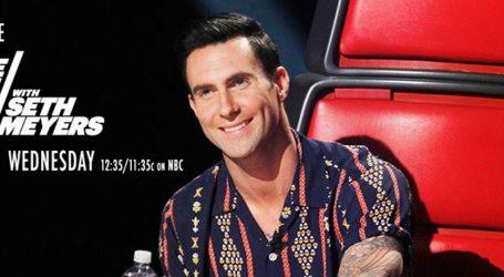 OBOŽAVA IH Adam Levine pokazao novu tetovažu na leđima