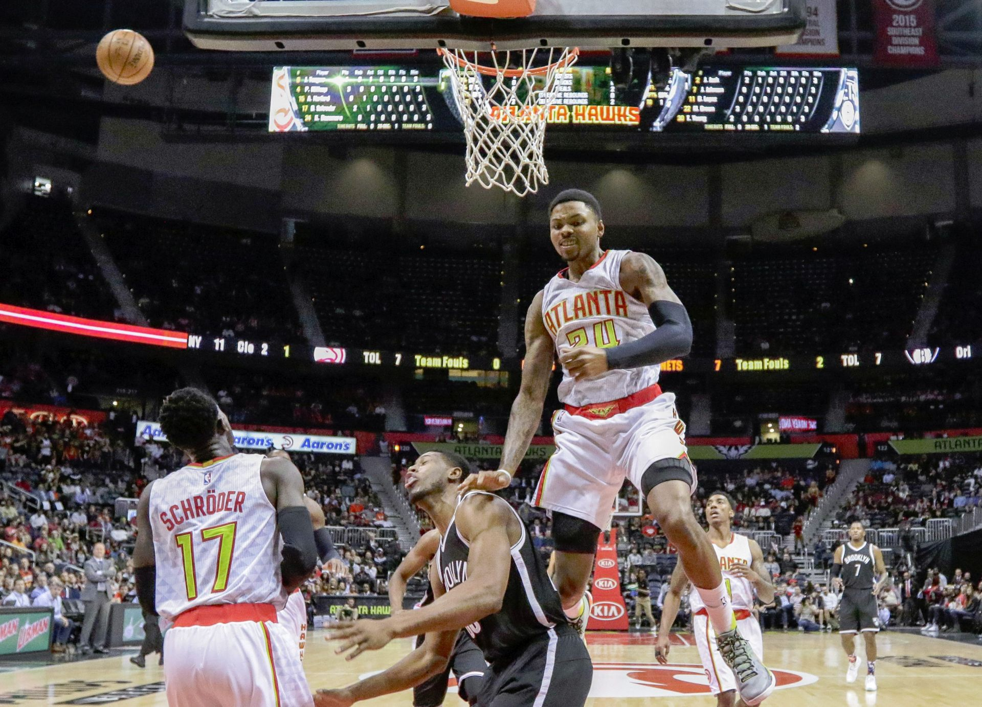 NBA: Pobjeda Brooklyna, Bogdanović bez pogotka