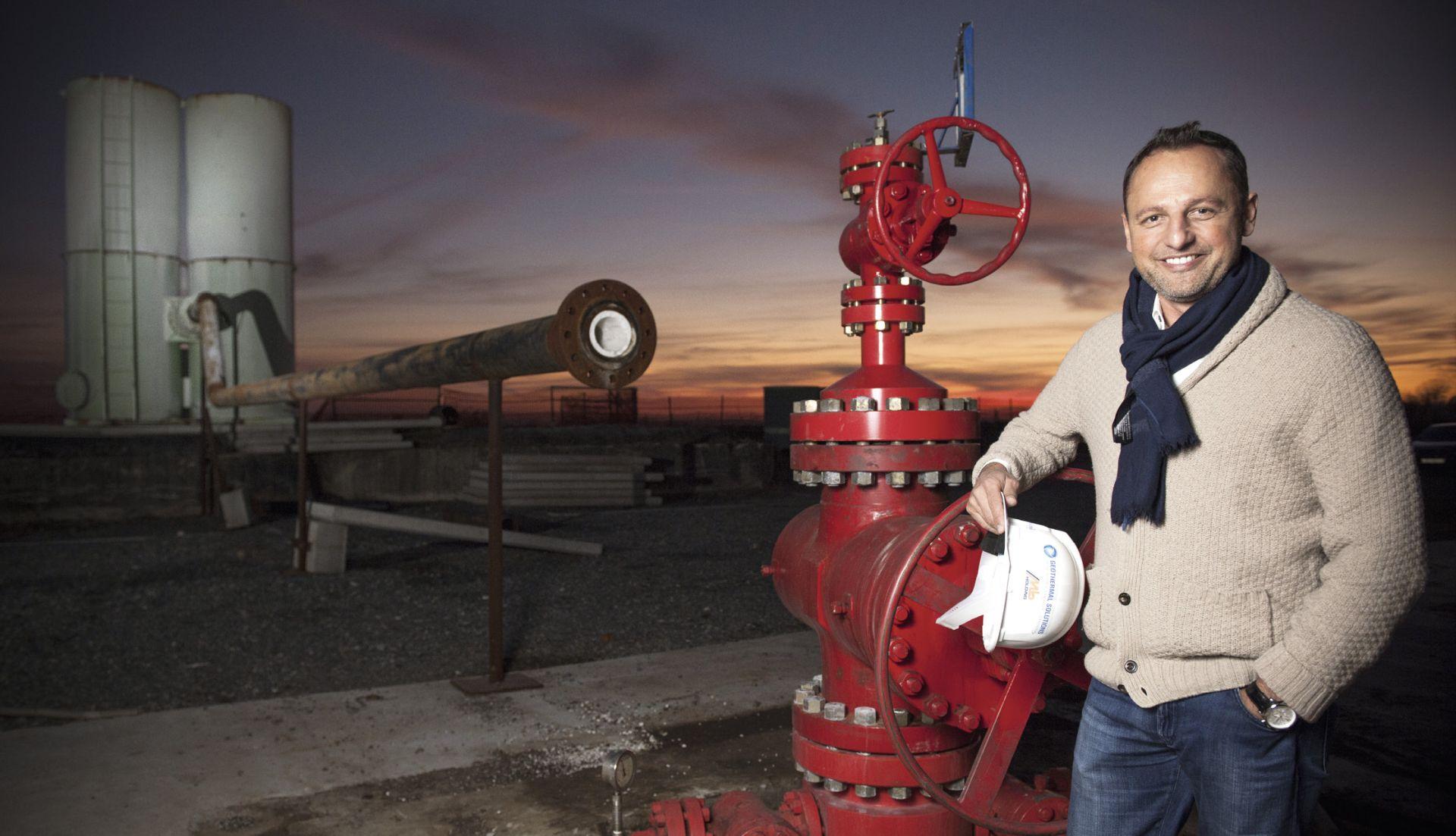 DRAGAN JURILJ 'Sa svojim geotermalnim izvorima, Hrvatska može biti energetski neovisna'