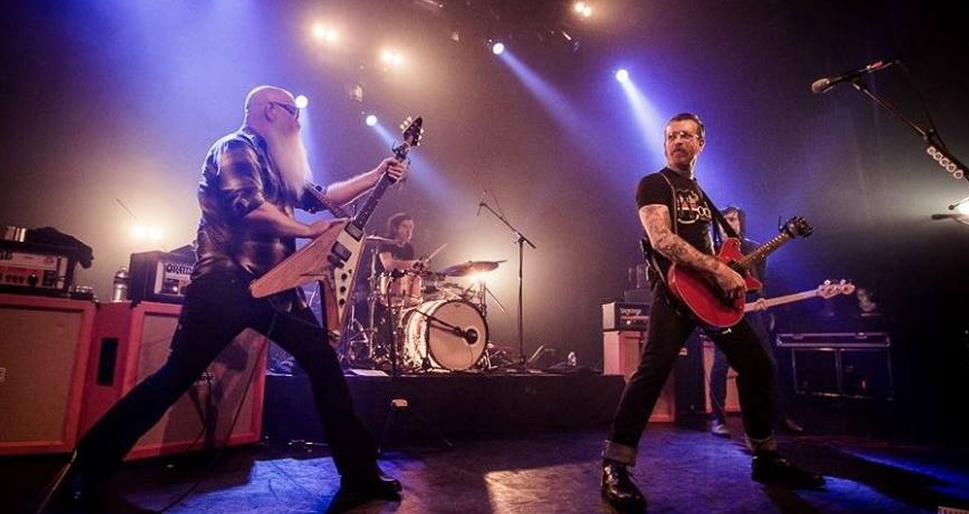 VIDEO: Eagles of Death Metal odradili prekinuti pariški koncert