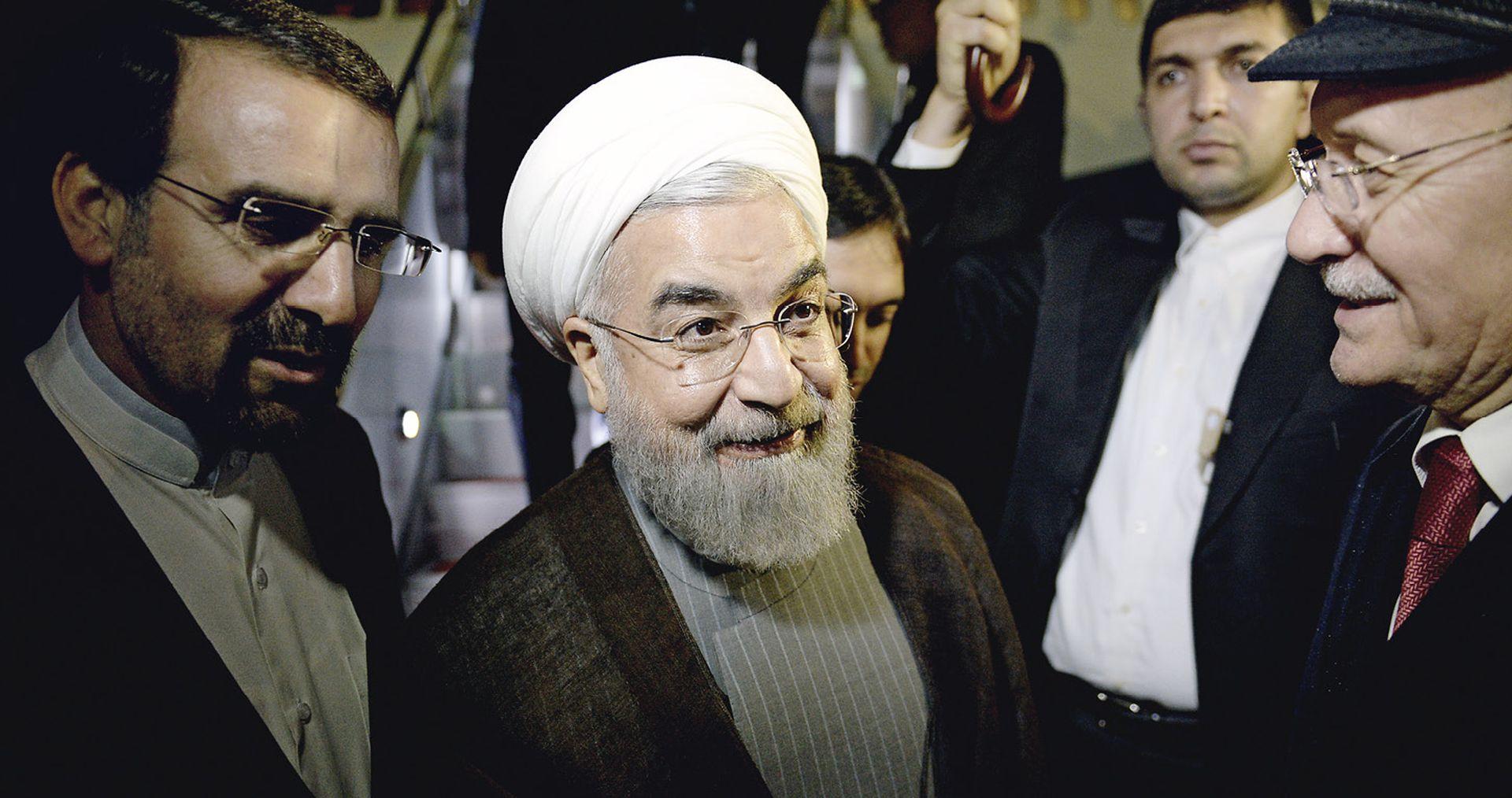 Bez važne uloge Irana nema rješenja sirijske krize