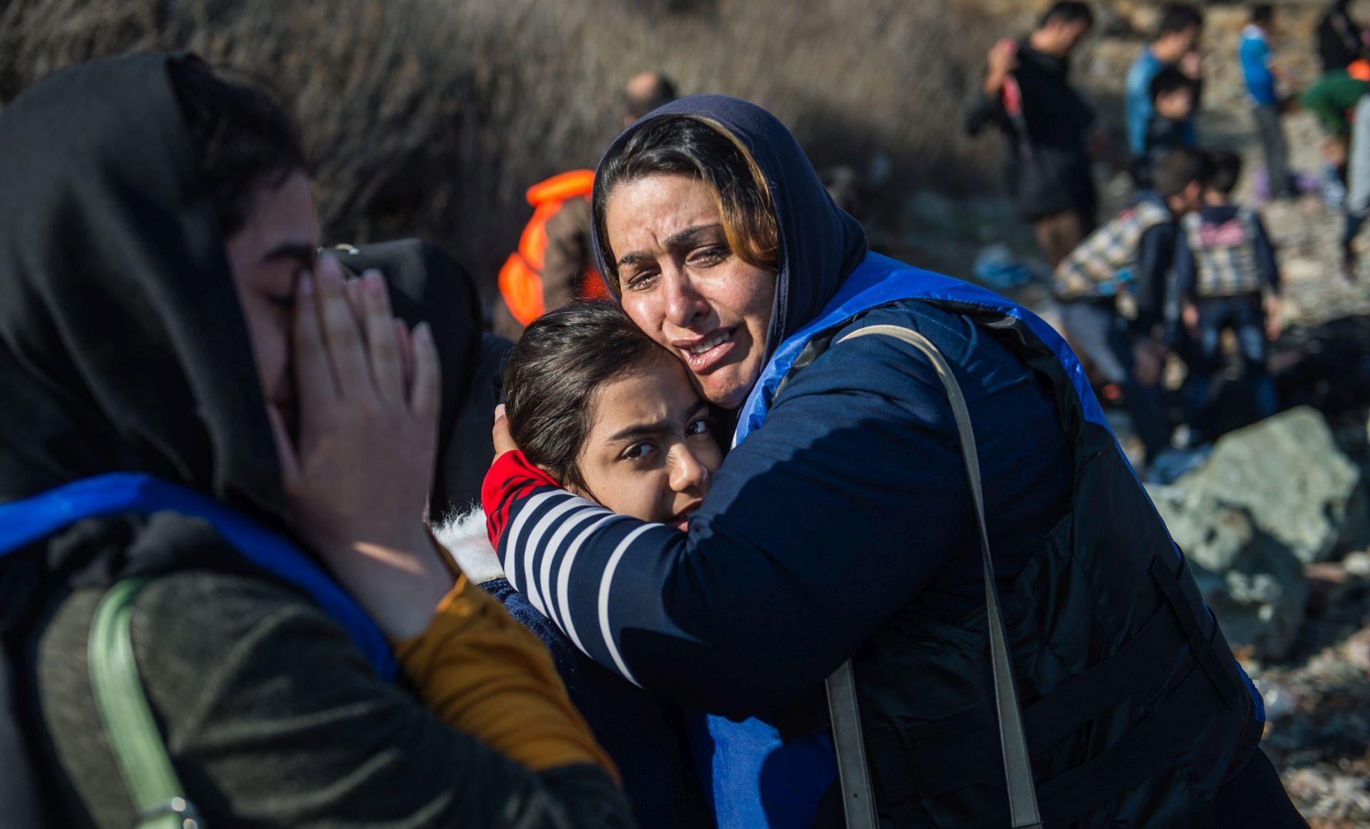 APSOLUTNI REKORD U LISTOPADU Morskim putem u Europu stiglo 218.394 migranata