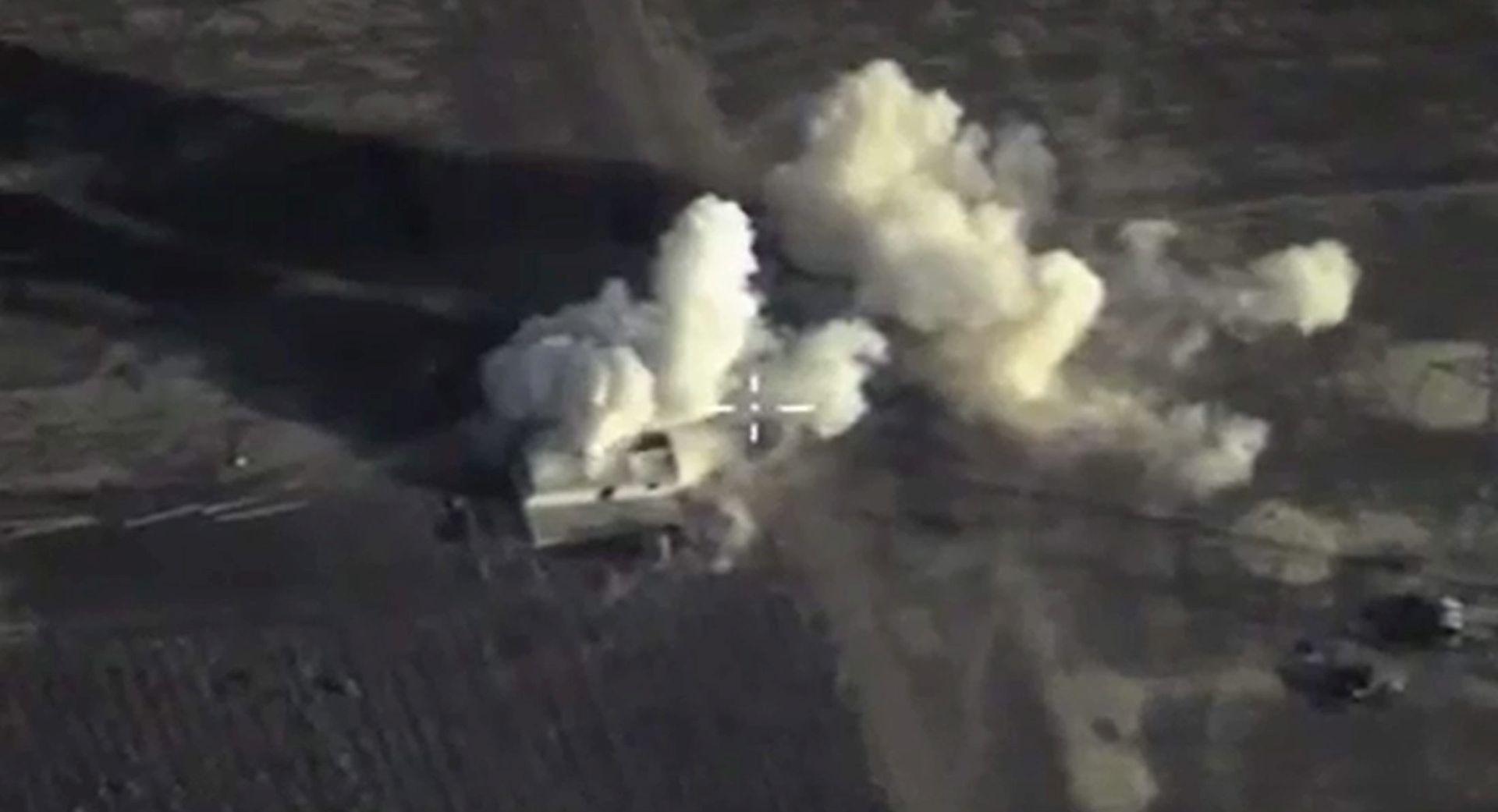 Zračni udari oslabljuju Islamsku državu, ali su nedovoljni