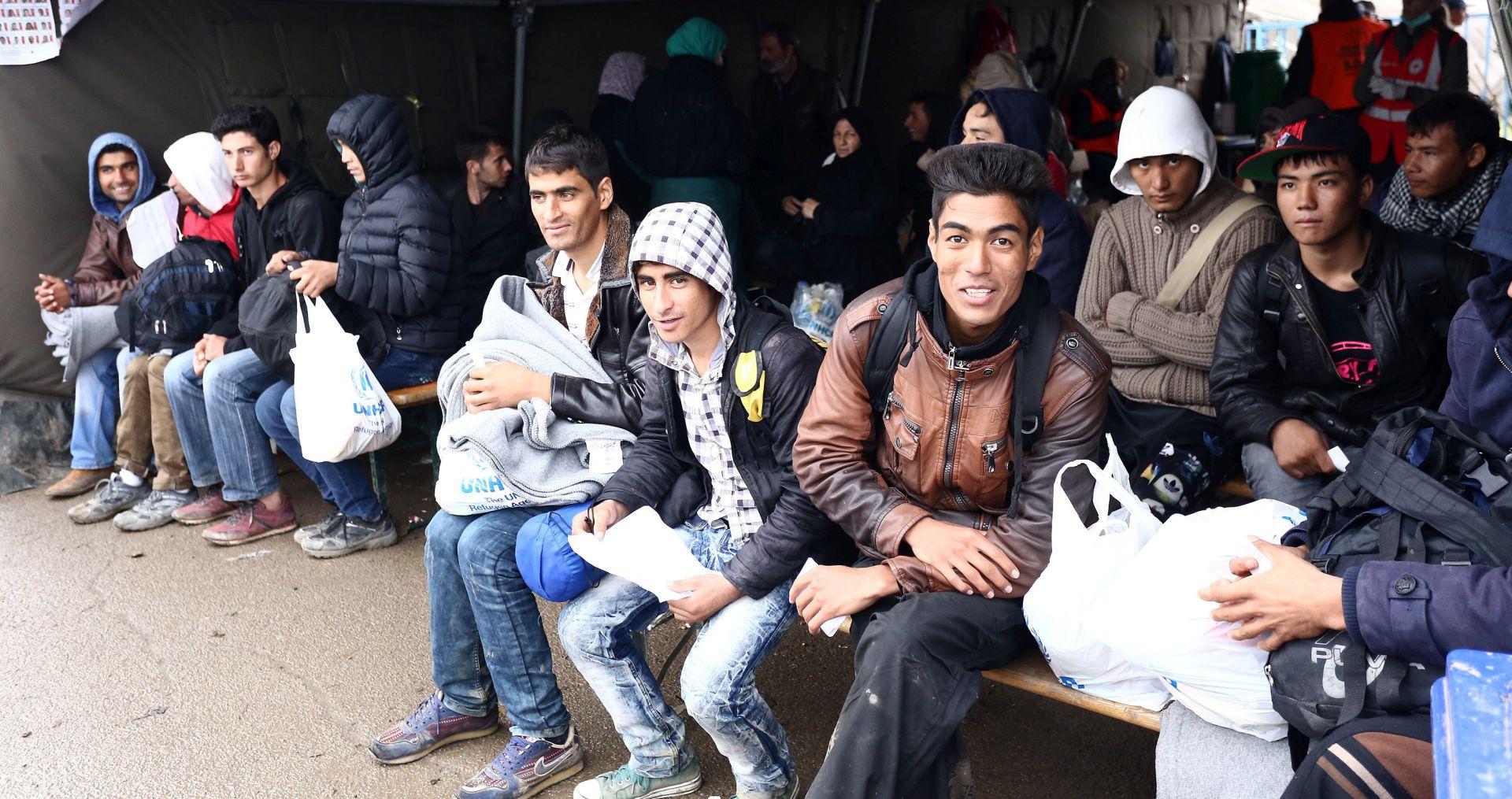 U HRVATSKU UŠLO VIŠE OD 320 TISUĆA LJUDI U kampu u Opatovcu više nema izbjeglica