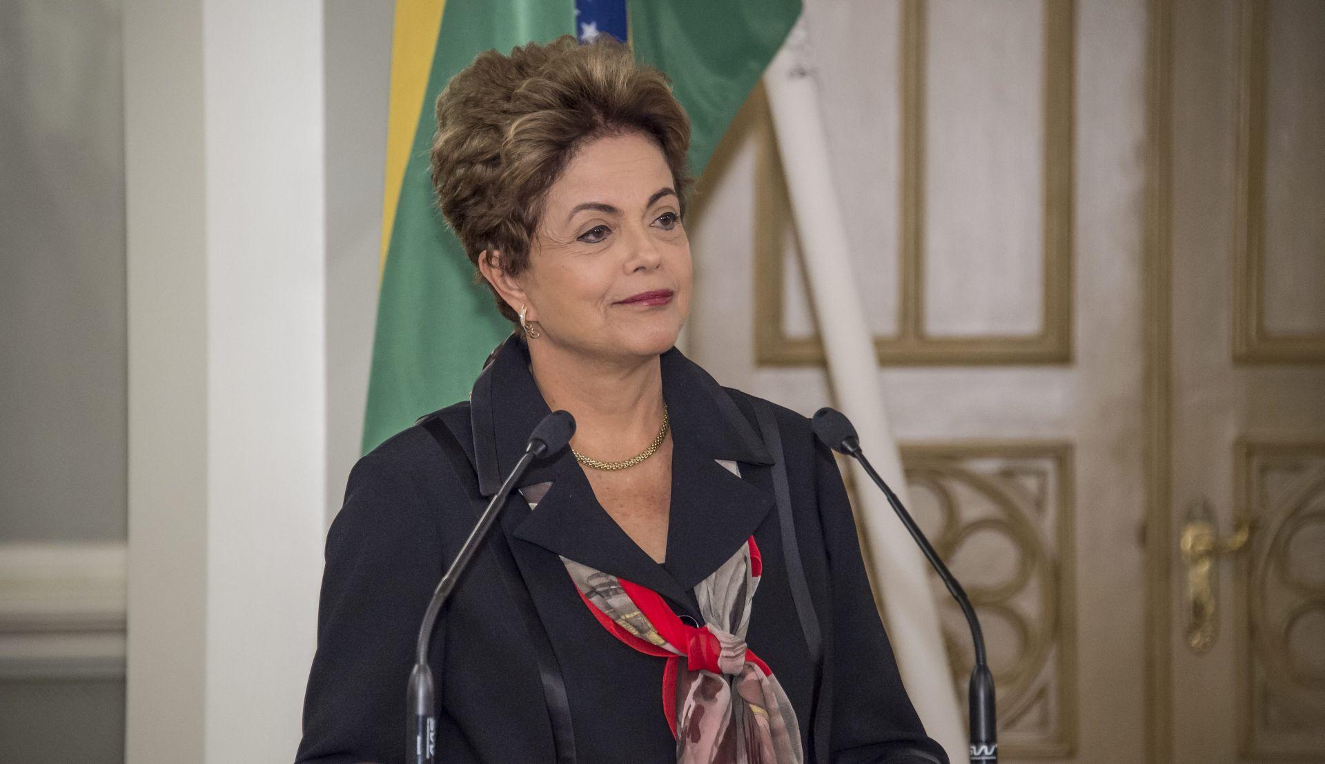Prosvjedi u 438 gradova protiv brazilske predsjednice