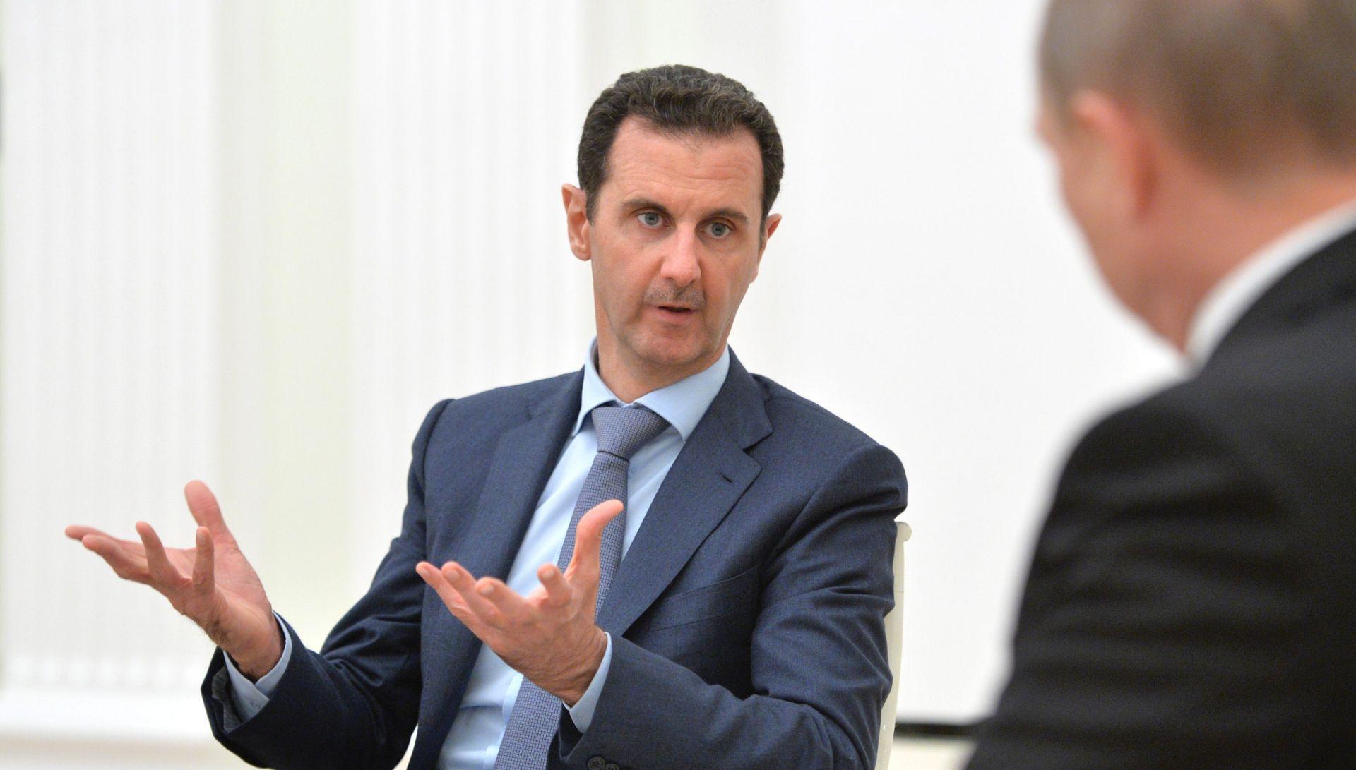 Ruski MVP: SAD suglasan da sada ne treba razgovarati o Asadovoj budućnosti