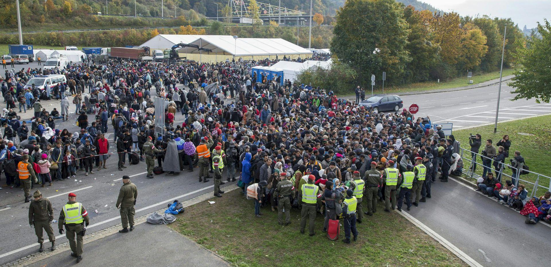 FRONTEX Od početka godine 800.000 ilegalnih ulazaka u Europsku uniju