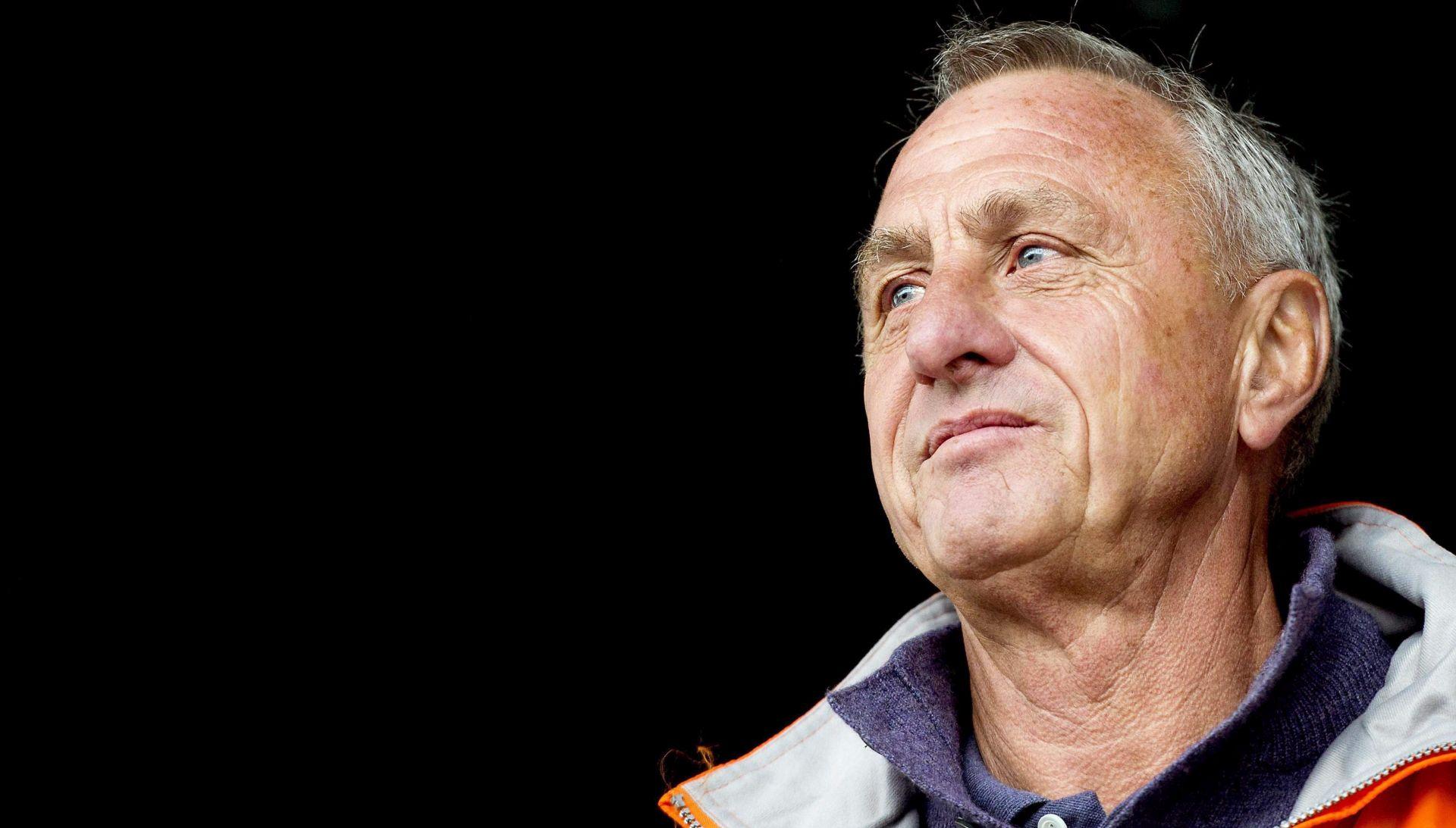 BARCELONA Johan Cruyff dobit će spomenik na Nou Campu
