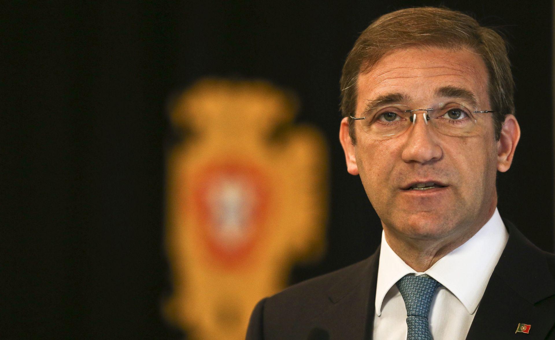 Portugal: Premijer ne isključuje mogućnost da završi u oporbi