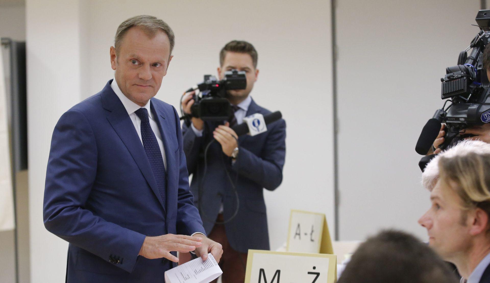 """DONALD TUSK Europa u """"utrci s vremenom"""" da spasi otvorene granice"""