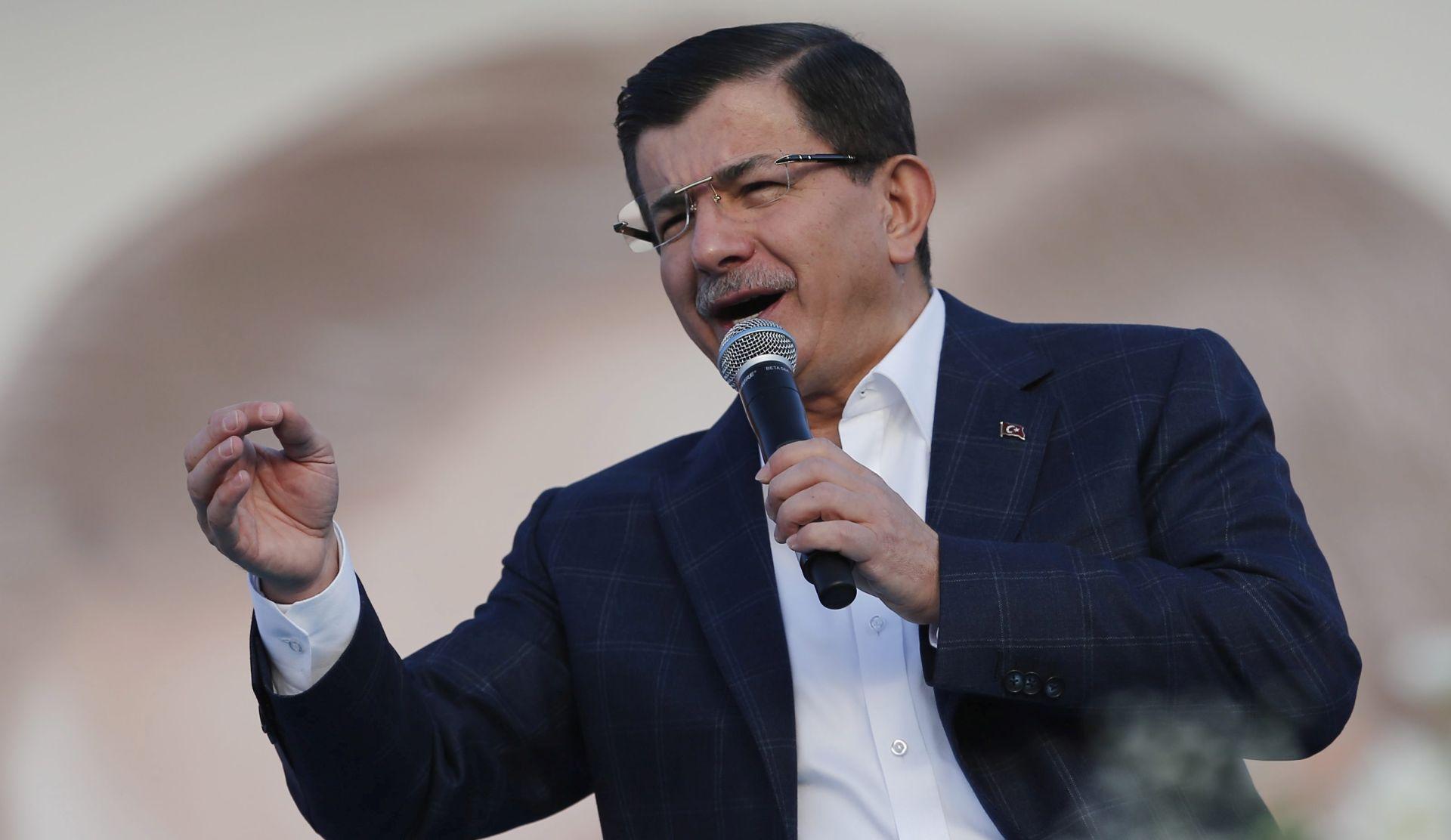 VIDEO: Turski premijer u službenom posjetu Iranu