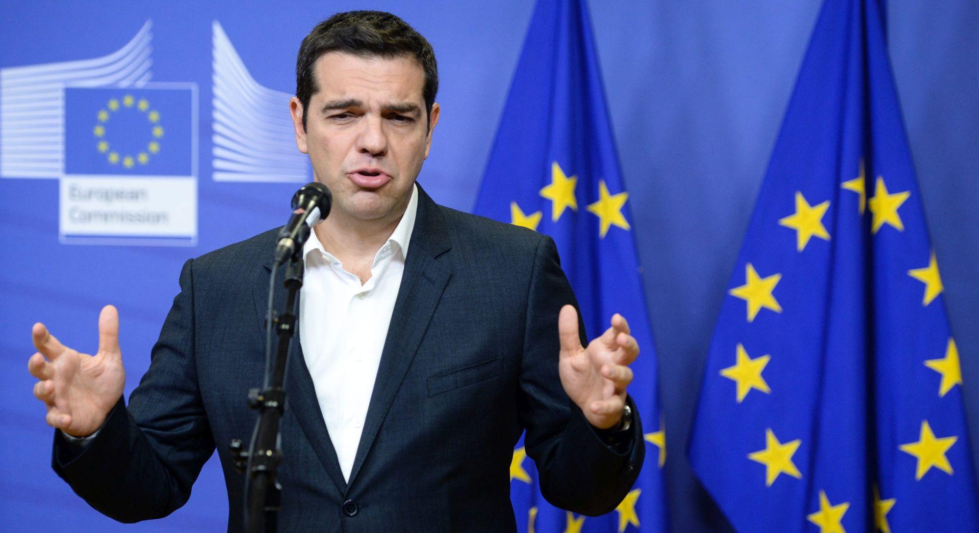 ALEKSIS CIPRAS Turska i Grčka moraju surađivati oko izbjeglica
