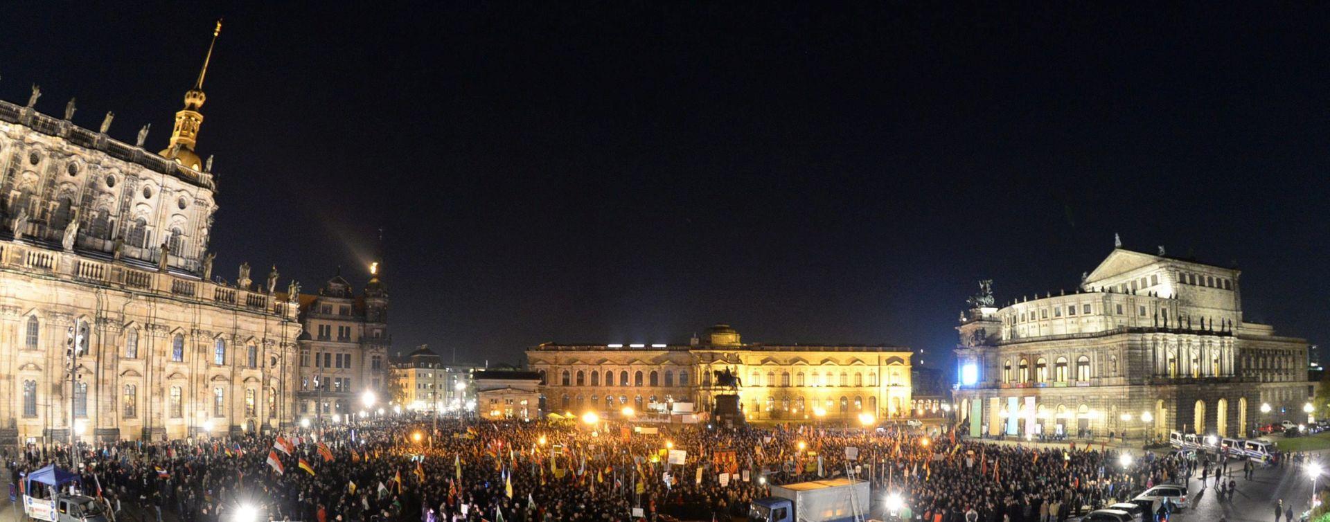 Pegidi odobren marš u Muenchenu na godišnjicu Kristalne noći
