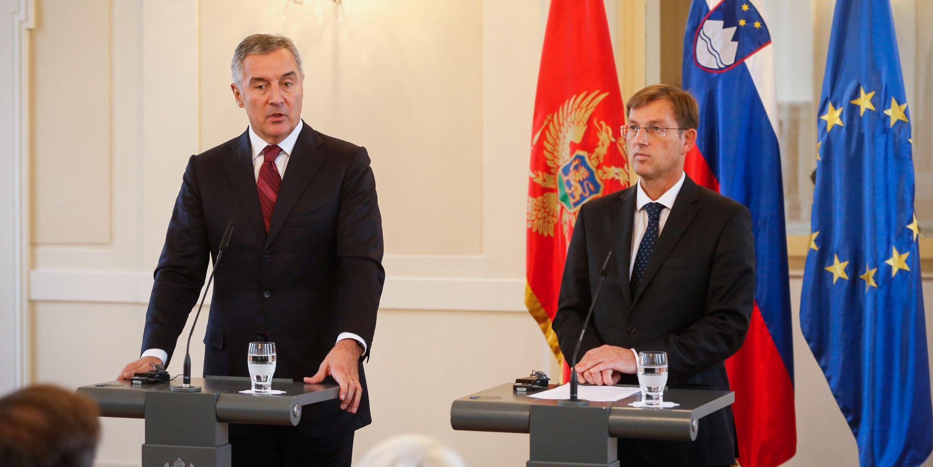 Crna Gora odgovara Rusiji: Sami odlučujemo o svojoj budućnosti