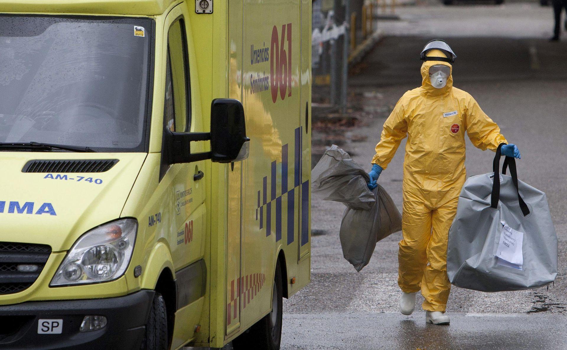 LIBERIJA Zabilježena tri nova slučaja ebole, među njima i desetogodišnji dječak