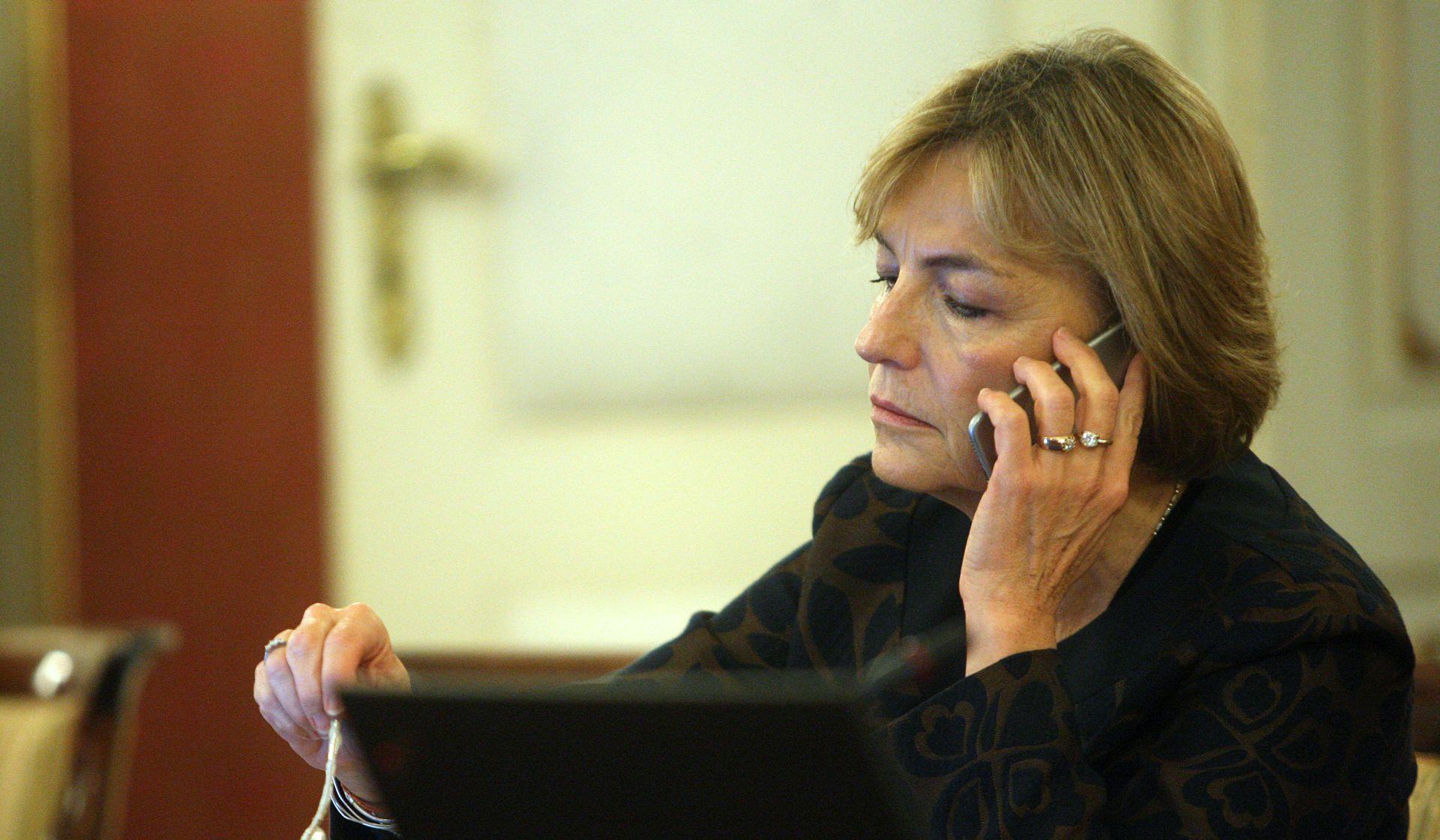 VESNA PUSIĆ Nema podataka o hrvatskim žrtvama, ovo je napad na cijelu Europu