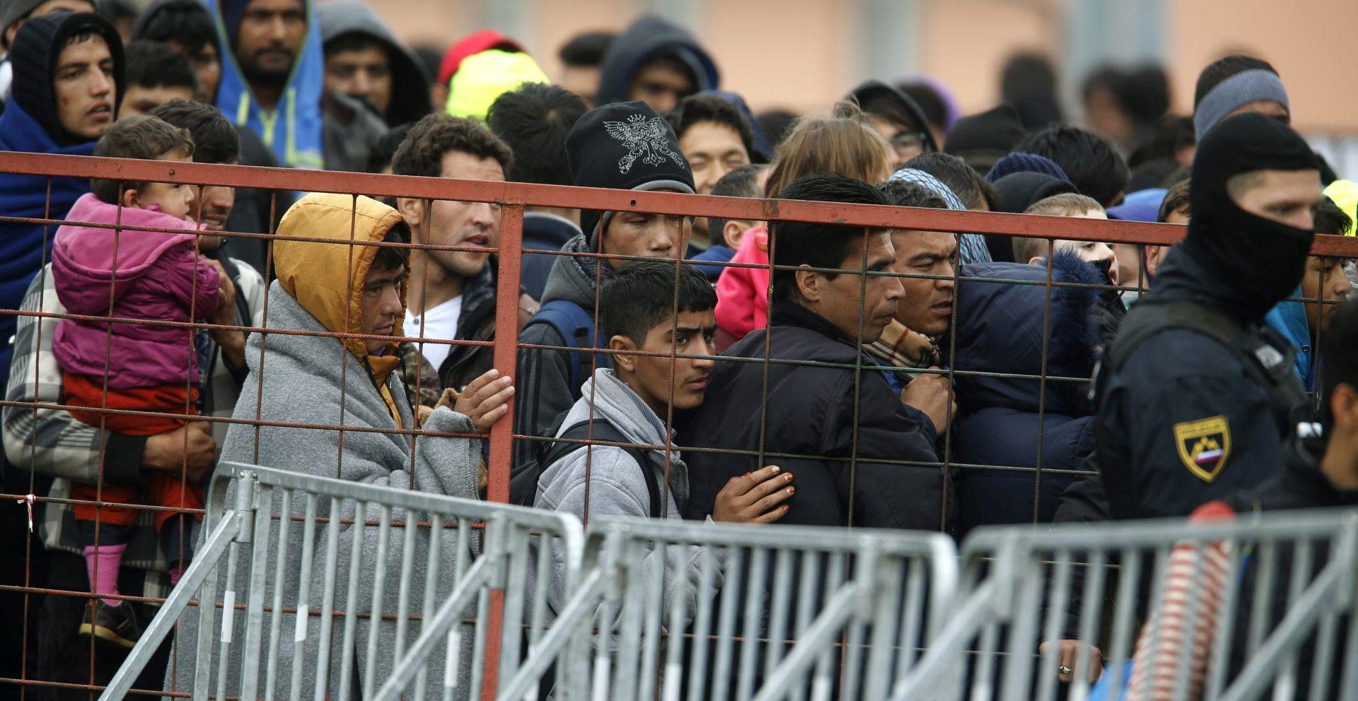 Slovenski parlament odobrio korištenje vojnika na granici s Hrvatskom za slučaj ilegalnih migrantskih prijelaza zelene granice