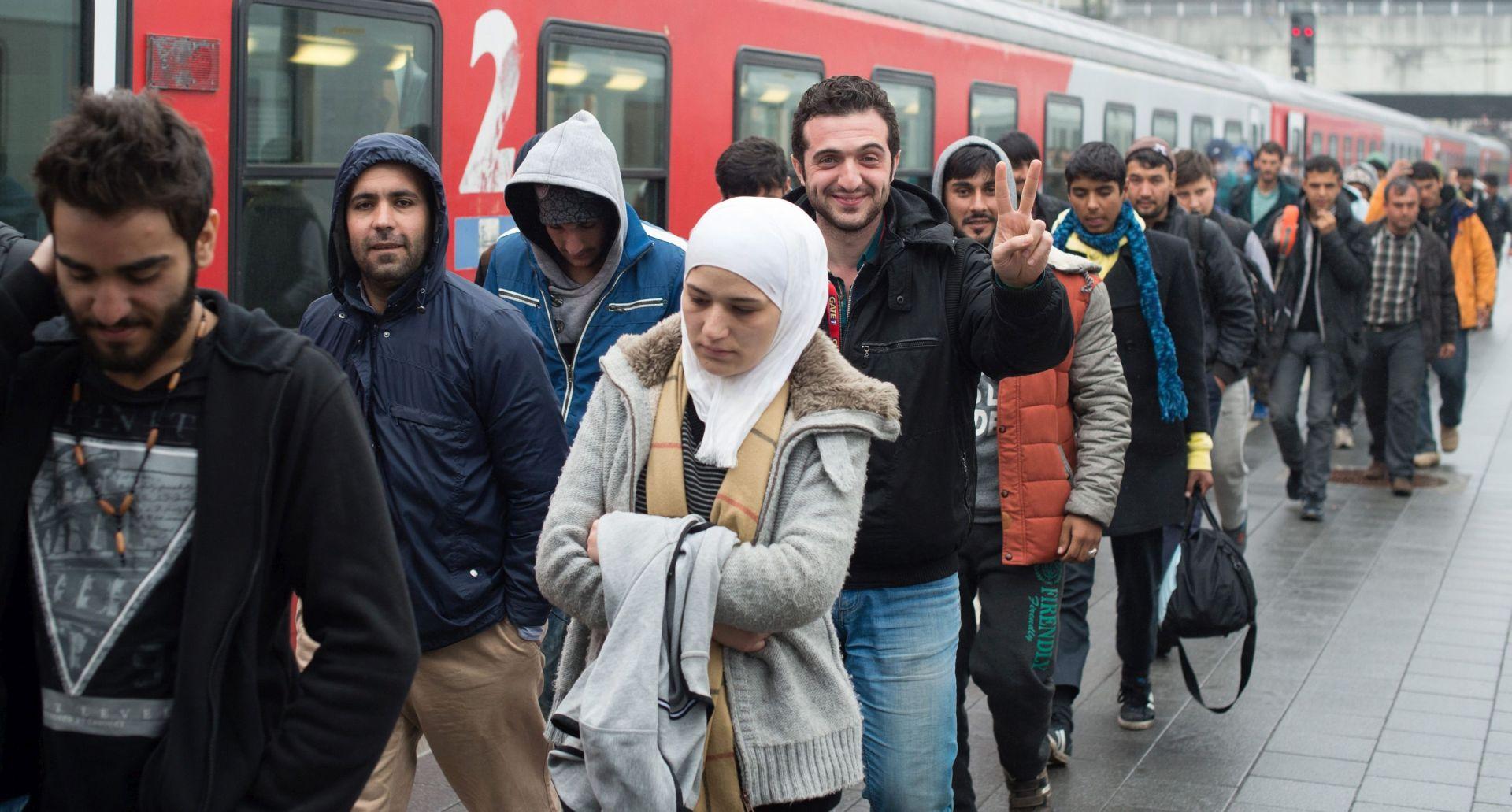 Austrija i Njemačka ponovno uspostavljaju željezničke linije prekinute zbog migranata
