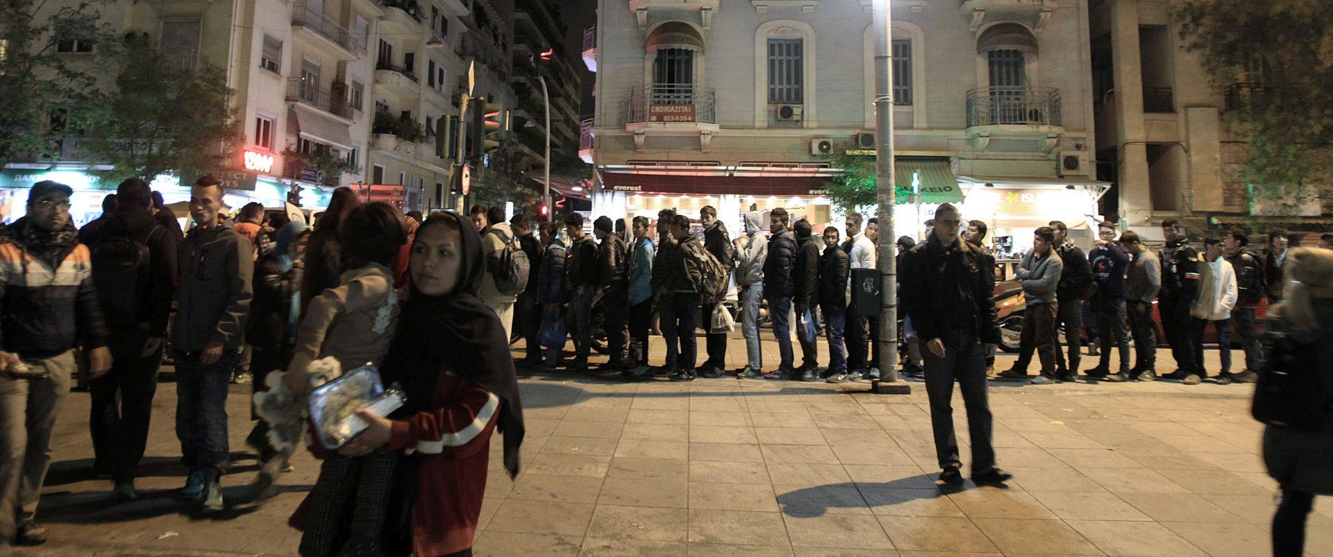 Atena u srijedu počinje razmještati izbjeglice po Europskoj uniji