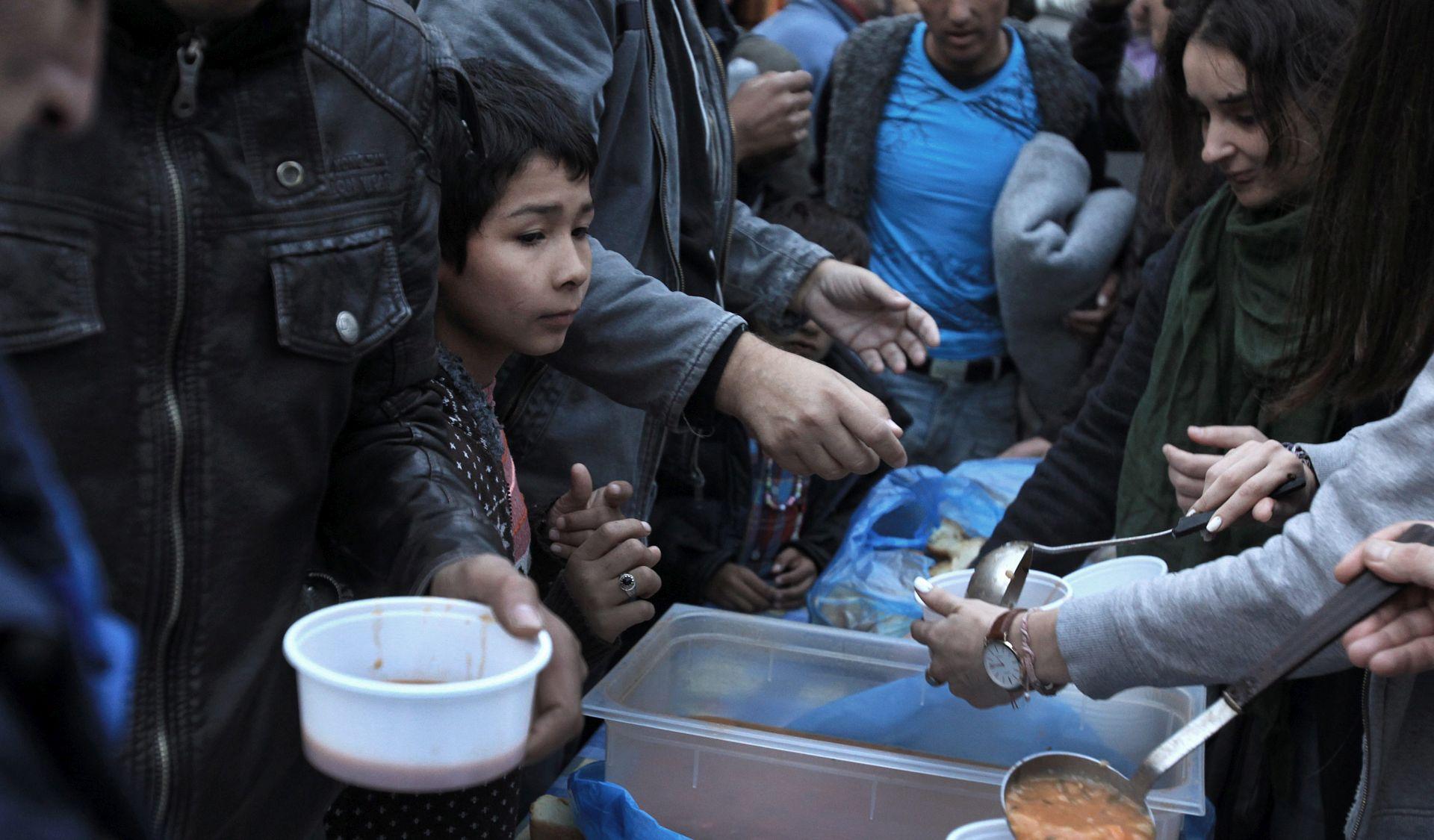 Grčka provela prvu relokaciju izbjeglica u Luksemburg