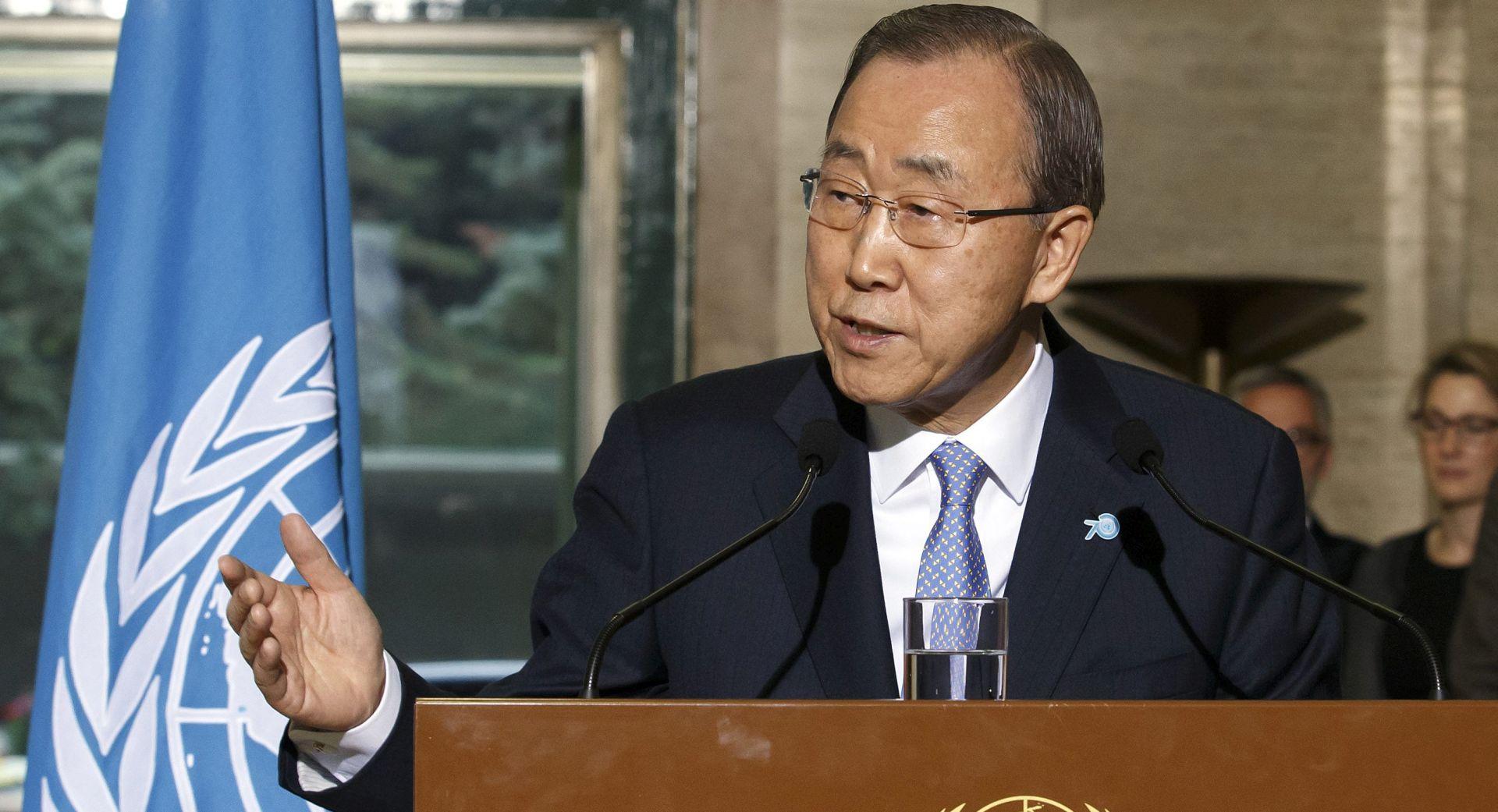 UN organizira konferenciju o razmještanju milijuna sirijskih izbjeglica