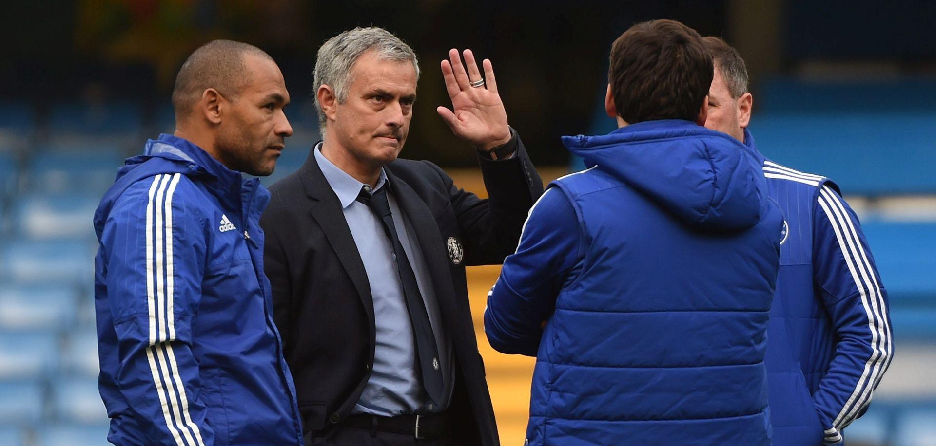 CRVENI KARTON PROTIV BILIĆA Mourinhu zabrana vođenja momčadi na jednoj utakmici i novčana kazna