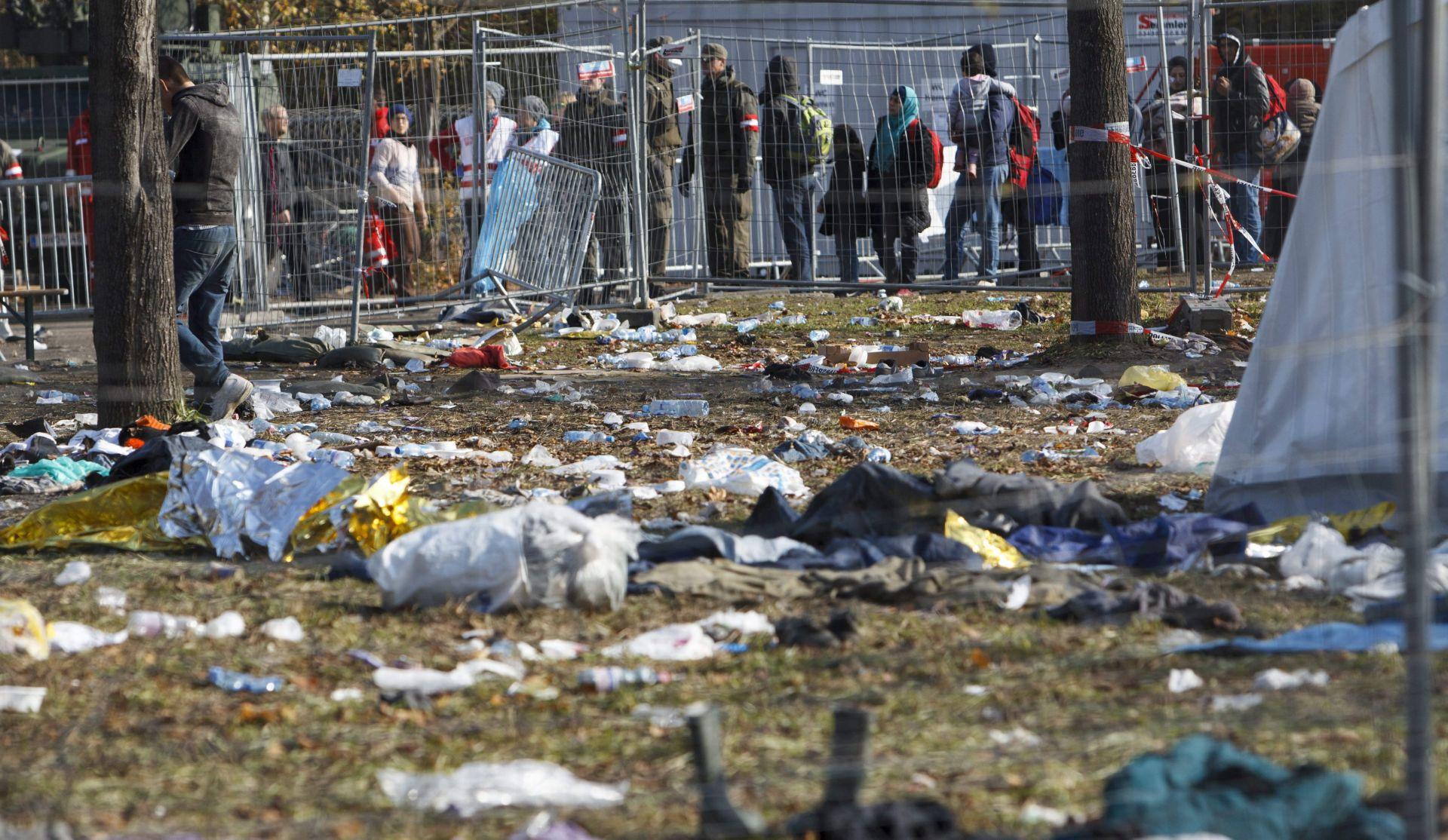 Slovenija: Izbjeglički centri prazni, strah od velikog priljeva sredinom tjedna