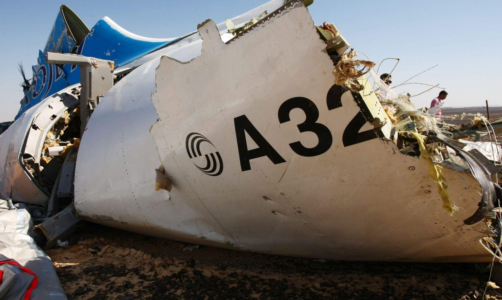 ZAJEDNIČKA KONFERENCIJA Egipat zasad nema dokaza o terorističkom napadu na ruski zrakoplov