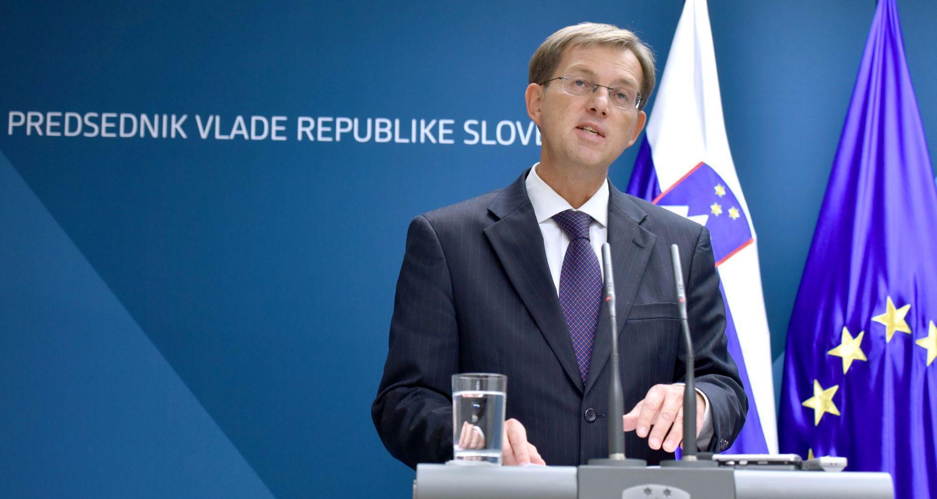 CERAR Slovenci nemaju razloga za uznemirenost, odgovarajuće službe povećale budnost