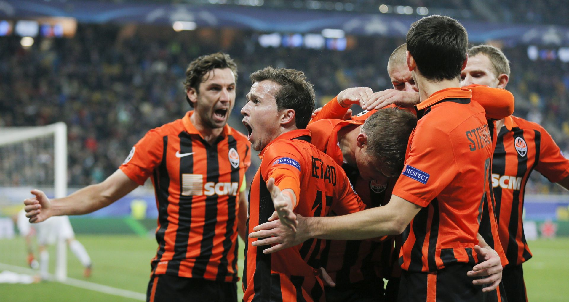 Real i City osigurali prolaz, golovi Srne i Eduarda, Rooney napokon zabio
