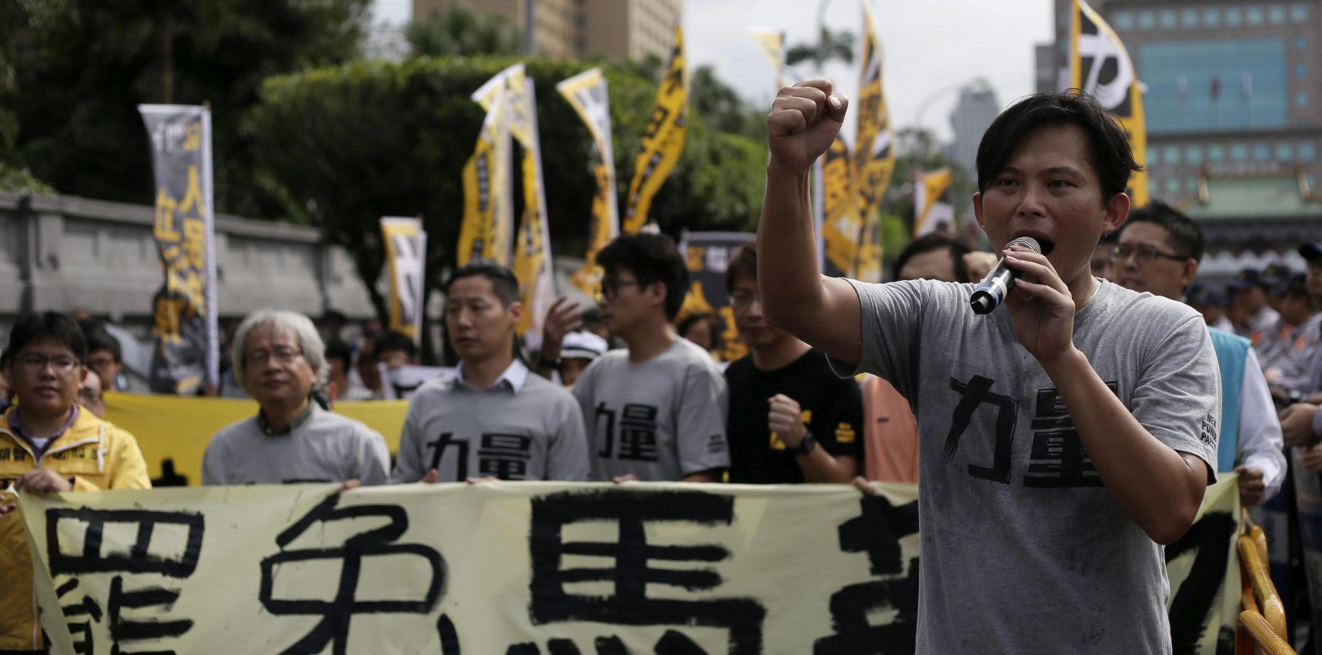 Tajvanska oporba traži pojašnjenja oko sastanka Ma-Xi