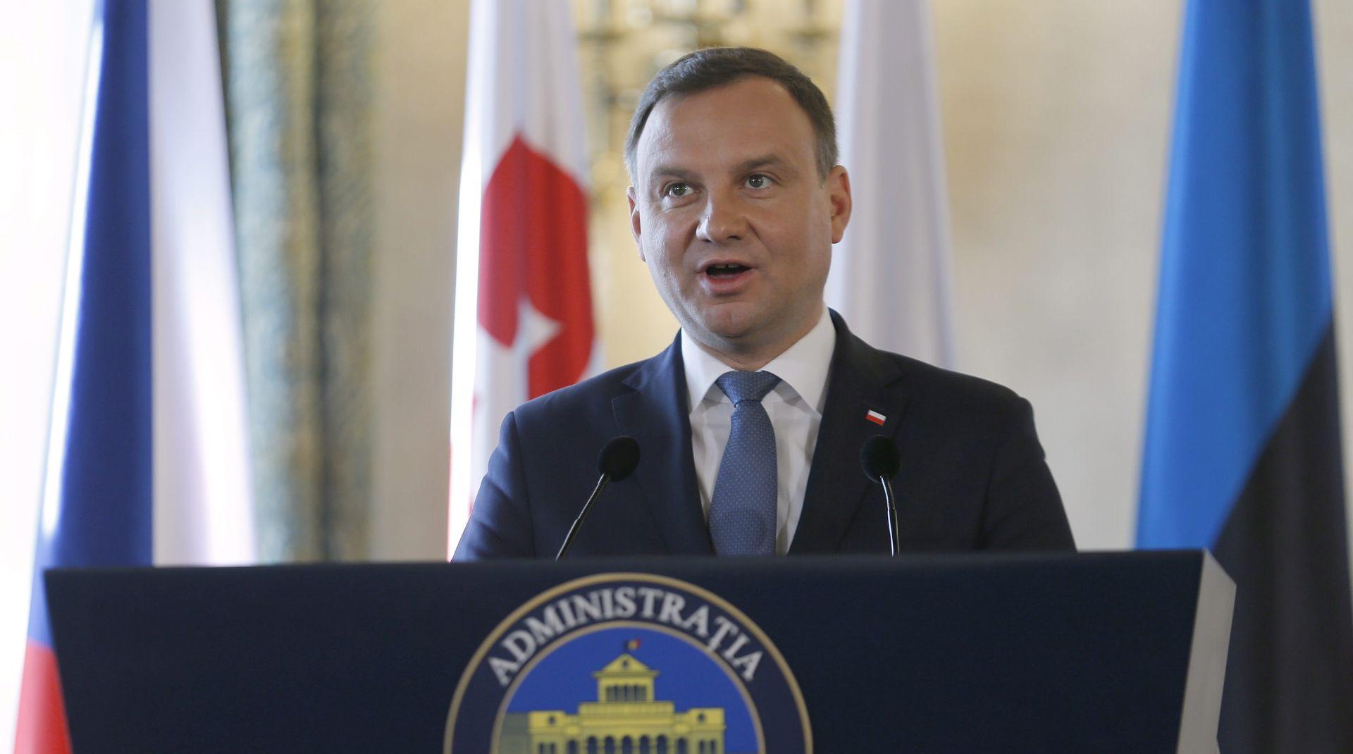 """Zemlje srednje i istočne Europe i Baltika zabrinute zbog """"agresivnog"""" stava Rusije"""