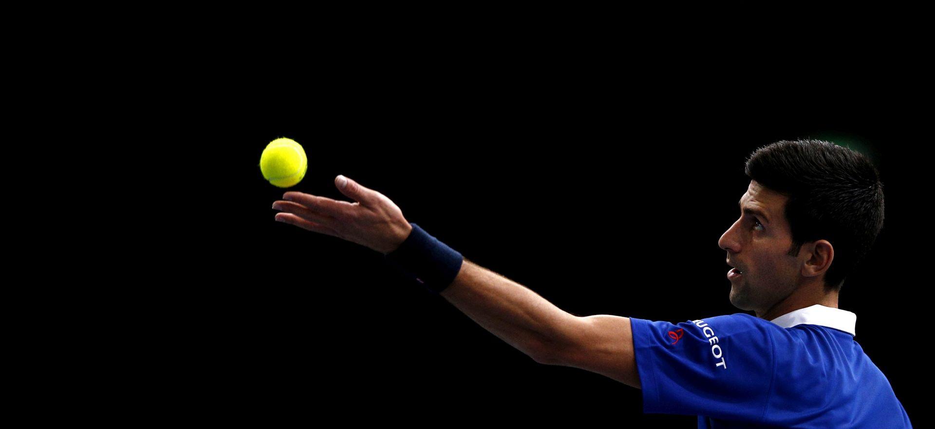 ATP PARIZ Đoković s novim rekordom na Murrayja