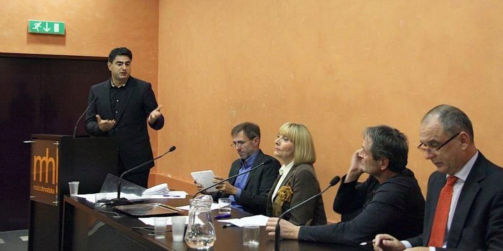 Izabrano vodstvo HNIP-a, Siniša Kovačić prvi predsjednik