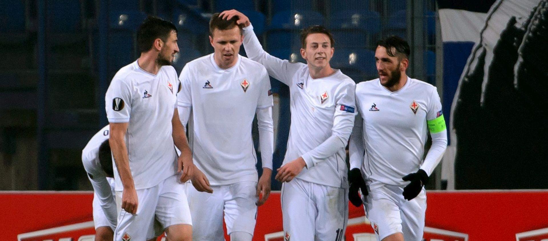 EUROPA LIGA Skenderbeu 'razbio' Sporting, pobjeda Fiorentine, nastupili Kalinić i Badelj