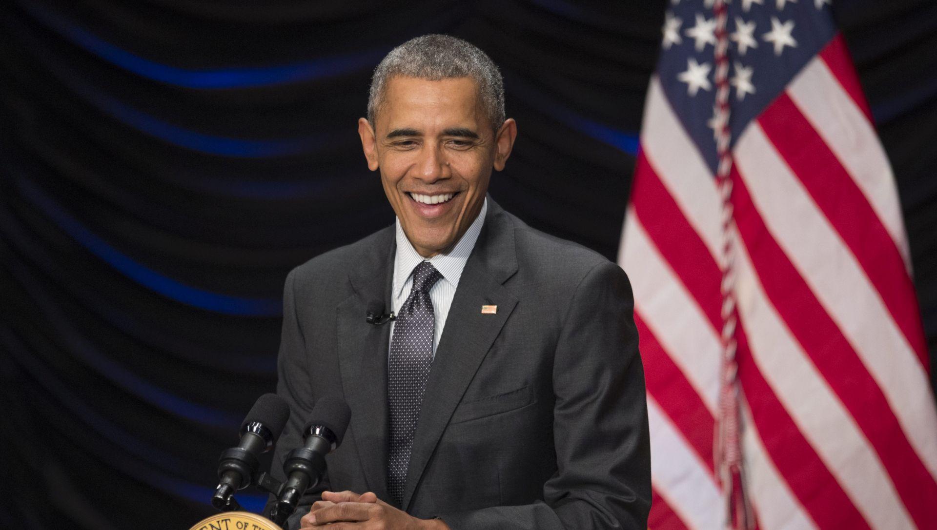 Obama i Hollande za ambiciozni i trajni sporazum o klimi