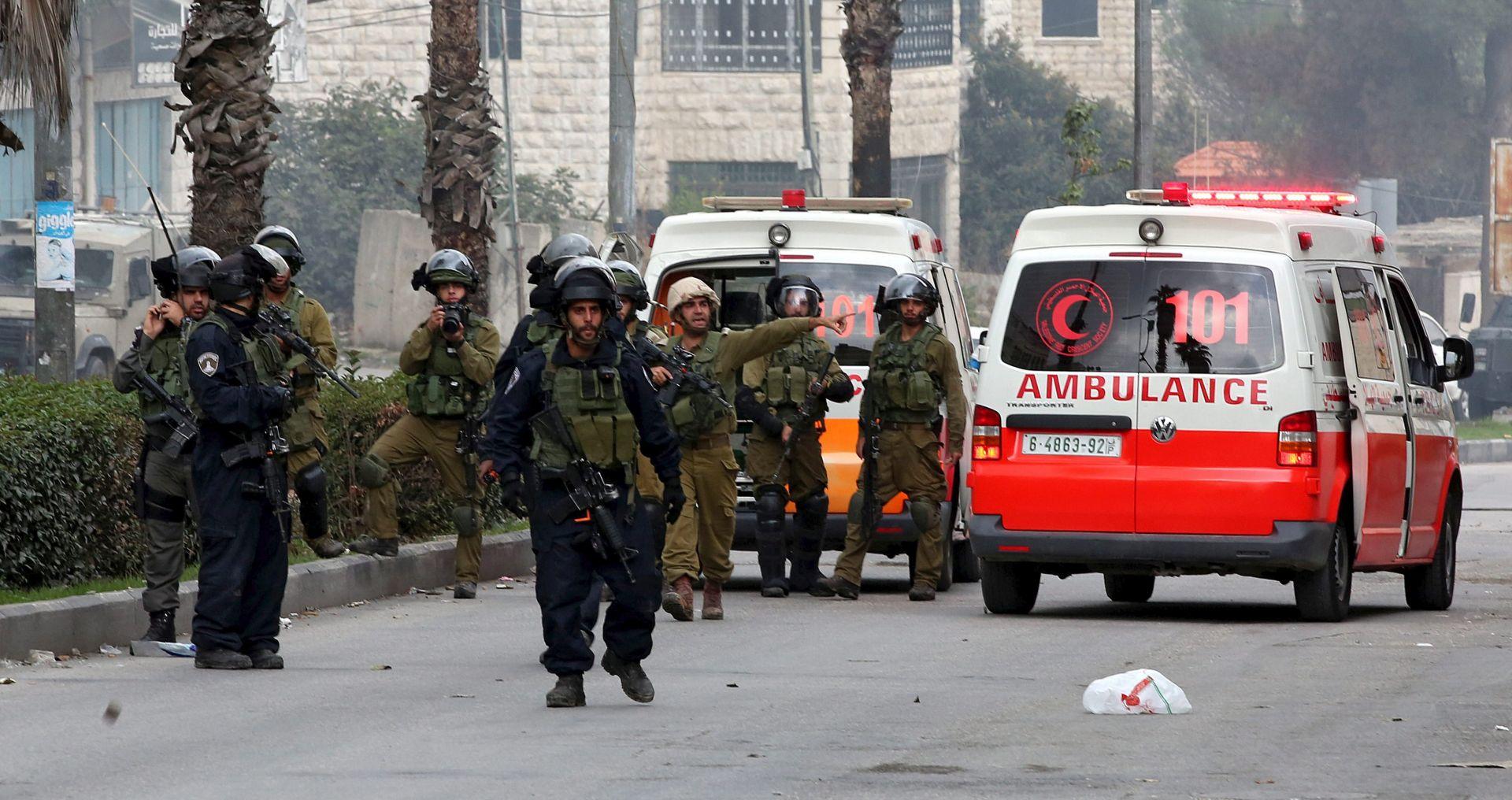 NASILJE NA ZAPADNOJ OBALI: 3 Palestinca ubijena u dvama odvojenim napadima