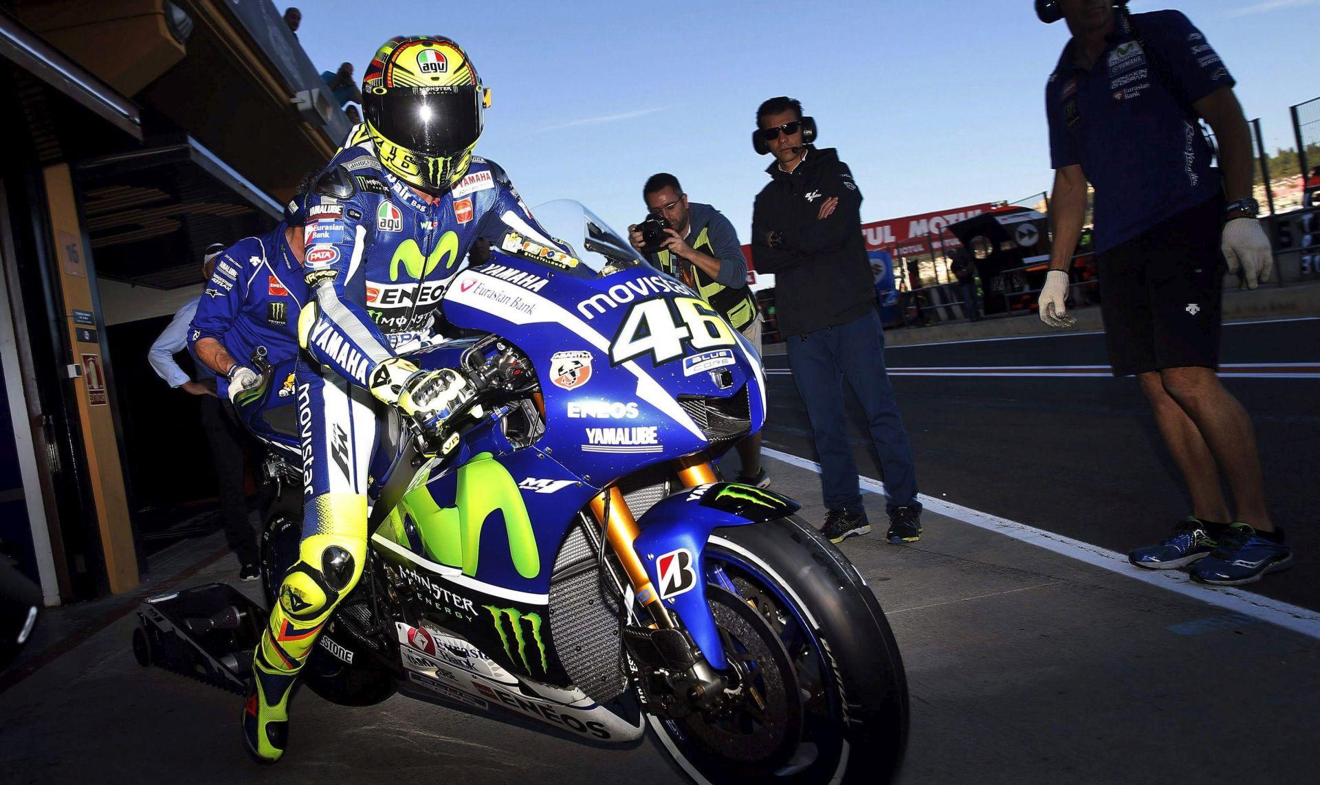 Rossi: Marquez je postao Lorenzov 'bodyguard'