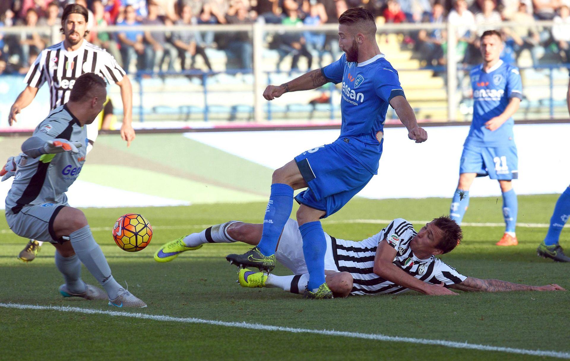 VIDEO: SERIE A Inter preuzeo vrh, Mandžukić započeo preokret Juvea kod Empolija