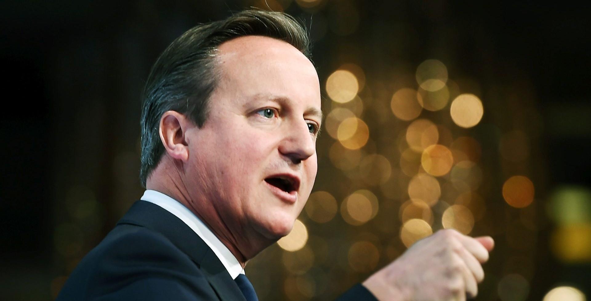 VIDEO: David Cameron u posjetu Poljskoj i Rumunjskoj