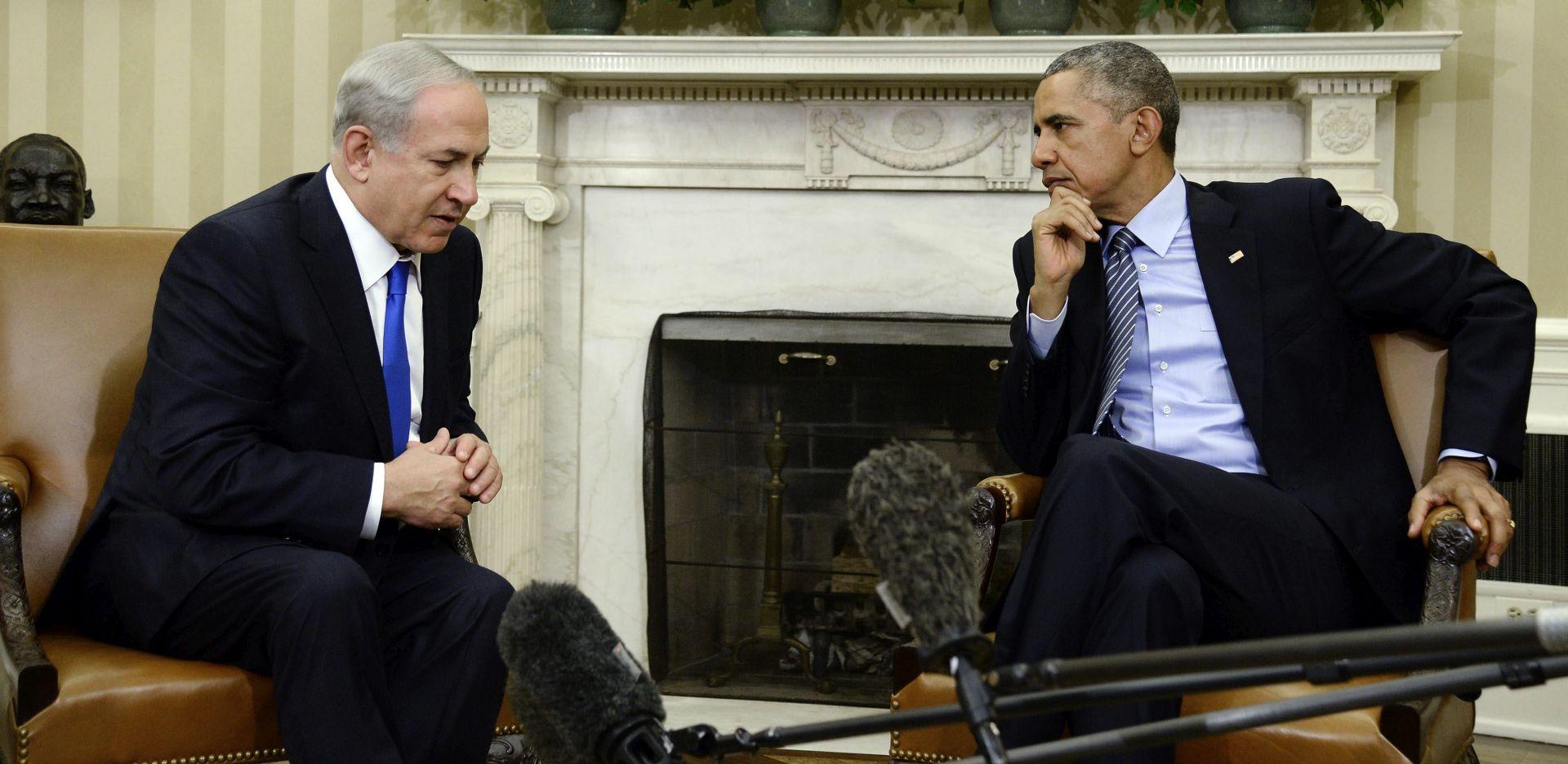 Obama primio Netanyahua, naglasio čvrste veze s Izraelom
