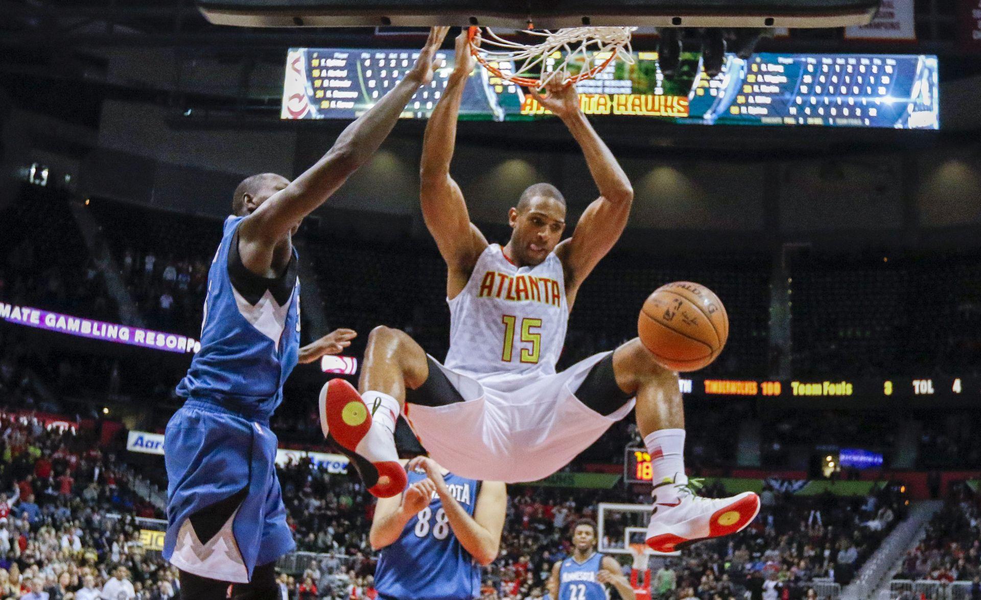 NBA: Minnesota slavila u Atlanti
