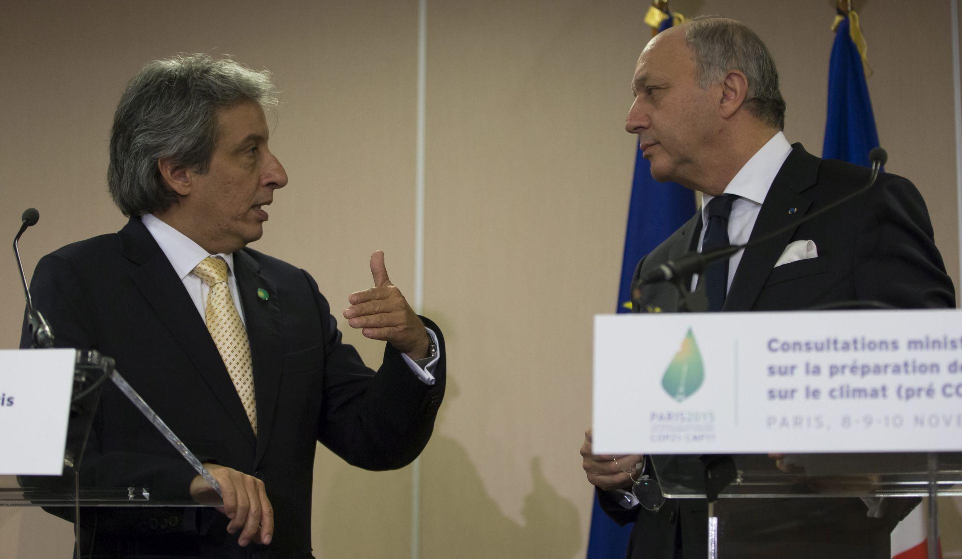 Francuska SAD-u: Razgovori o klimi nisu tek topli zrak
