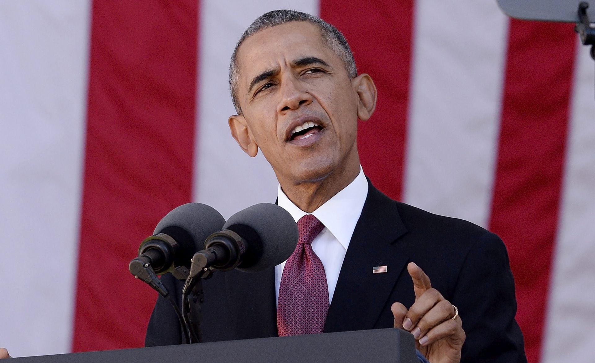 Obama: Za eliminaciju IS-a potrebno političko rješenje u Siriji