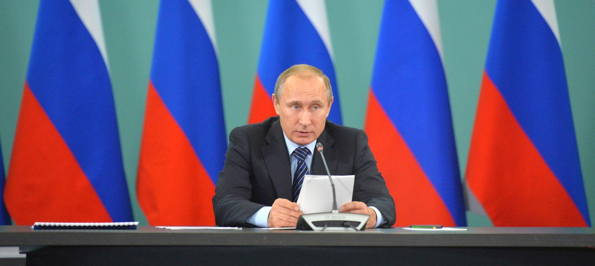 ZAJEDNO JAČI: Putin pozvao London na zajedničku borbu protiv terorizma
