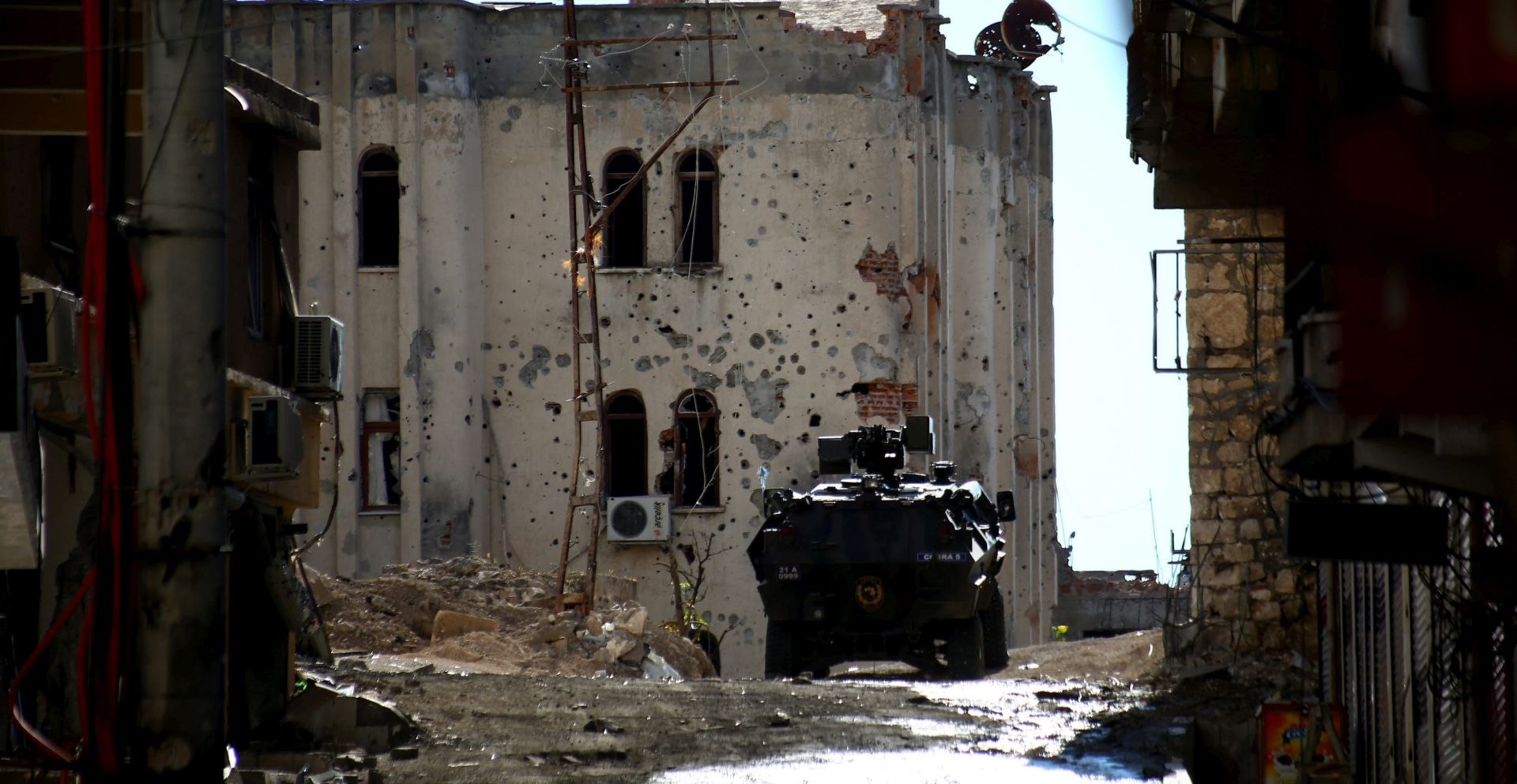 Turska vojska ubila četiri militanta Islamske države