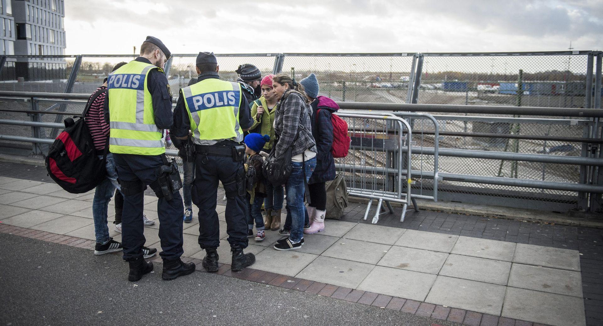 Švedska preplavljena migrantima, ponovo uvela carinske kontrole